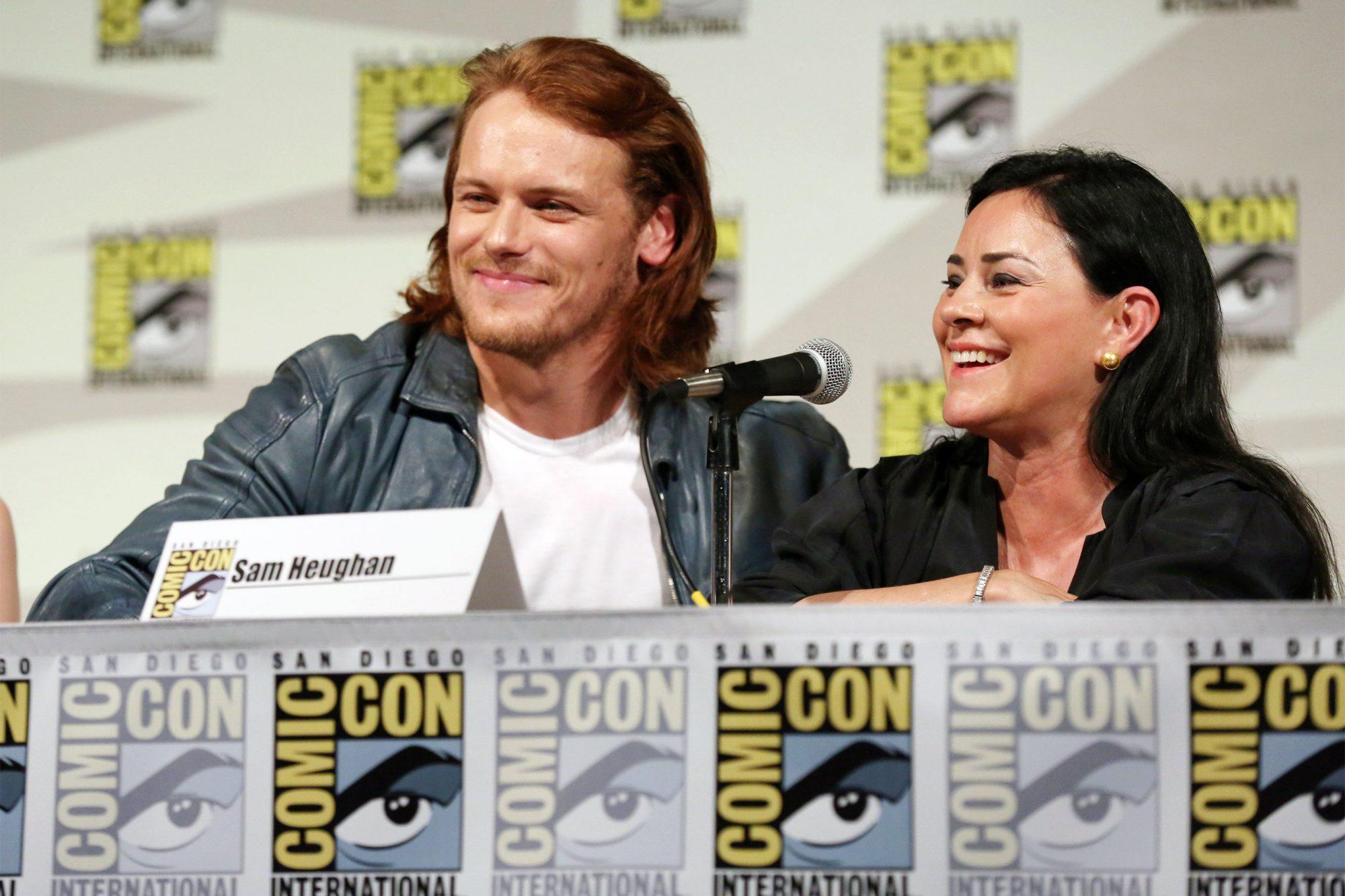 Starz Outlander at Comic-Con - Day 2, San Diego, USA