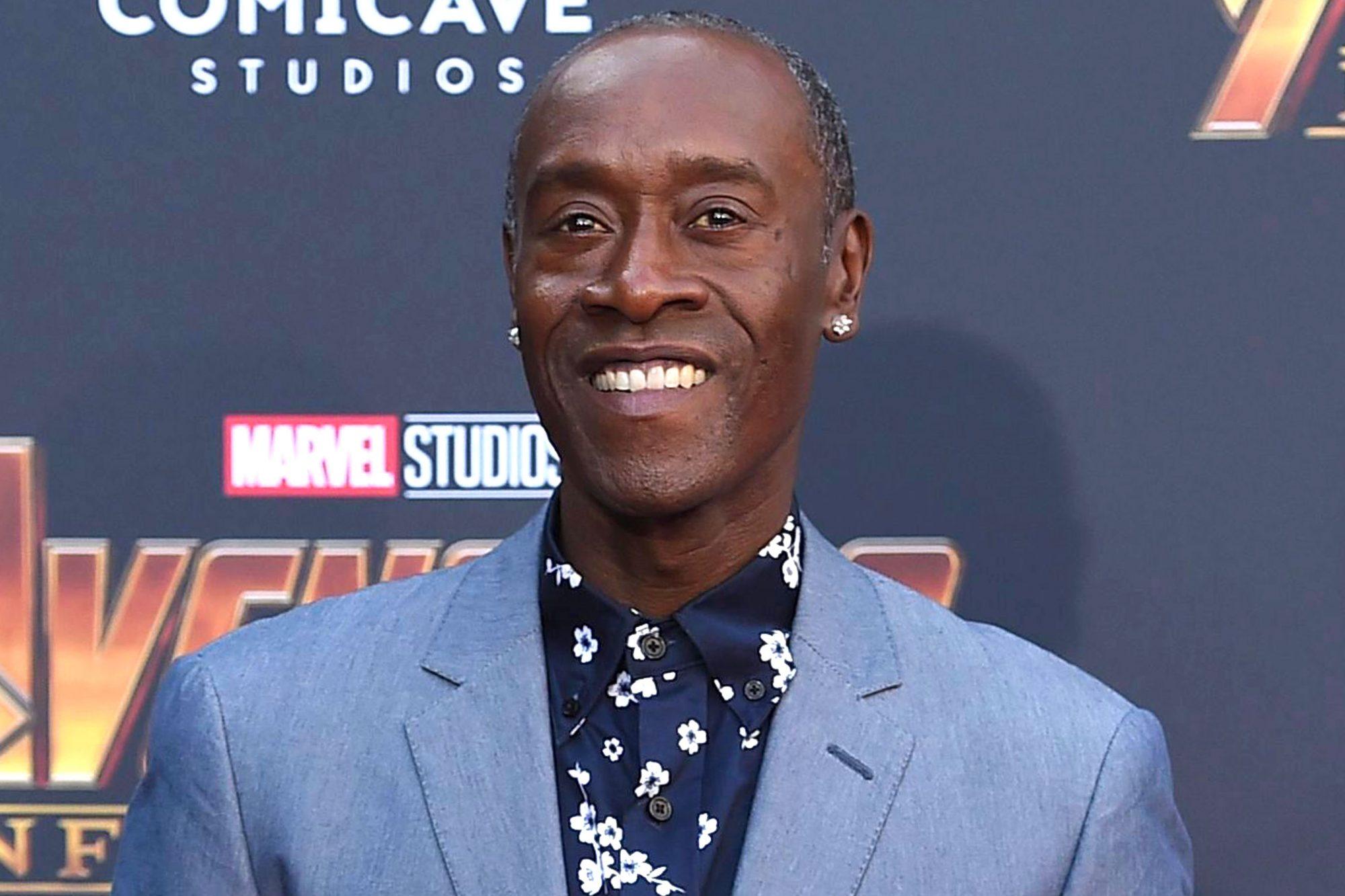 "World Premiere of ""Avengers: Infinity War"", Los Angeles, USA - 23 Apr 2018"
