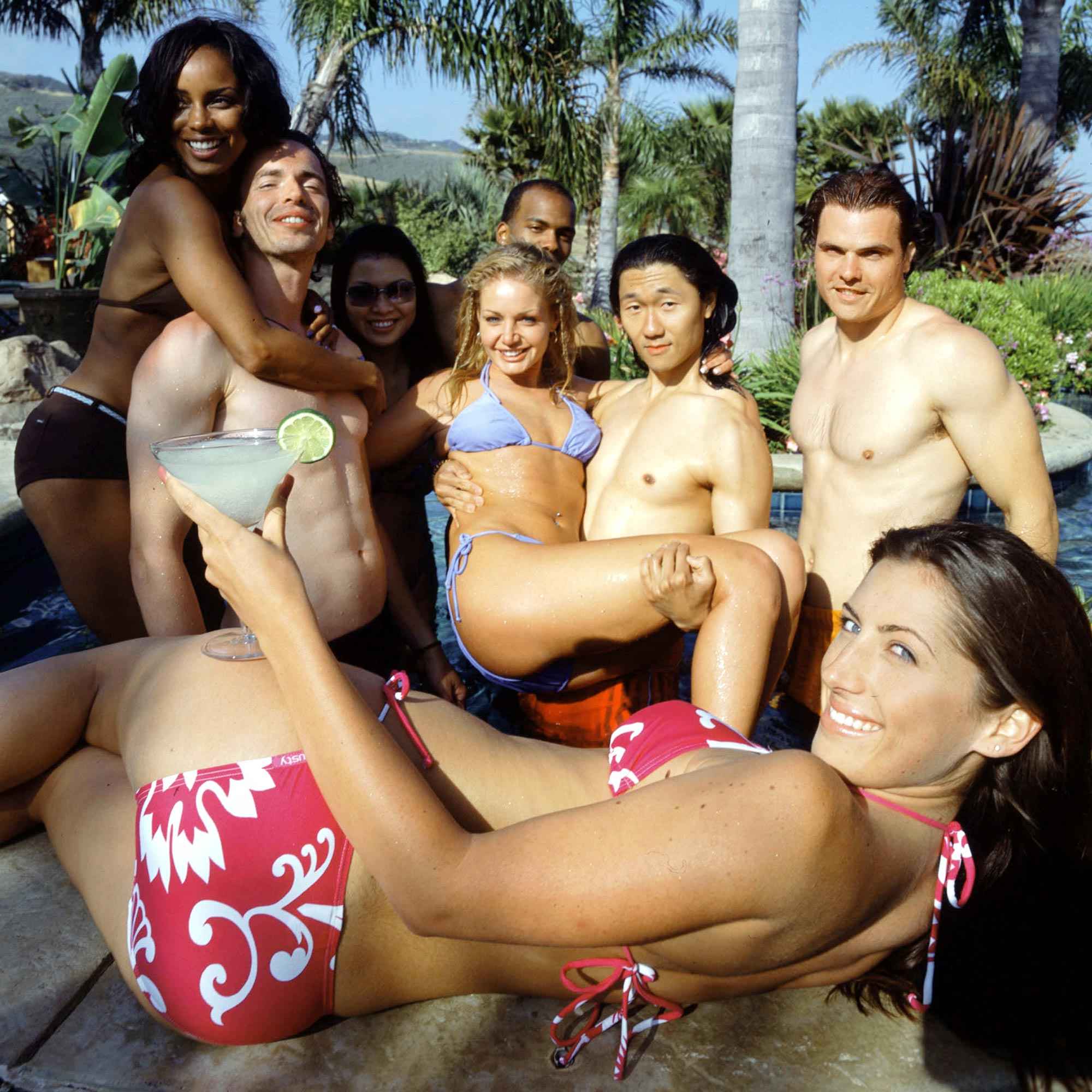 PARADISE HOTEL, contestants, Summer 2003, TM and Copyright © 20th Century Fox Film Corp. All rights