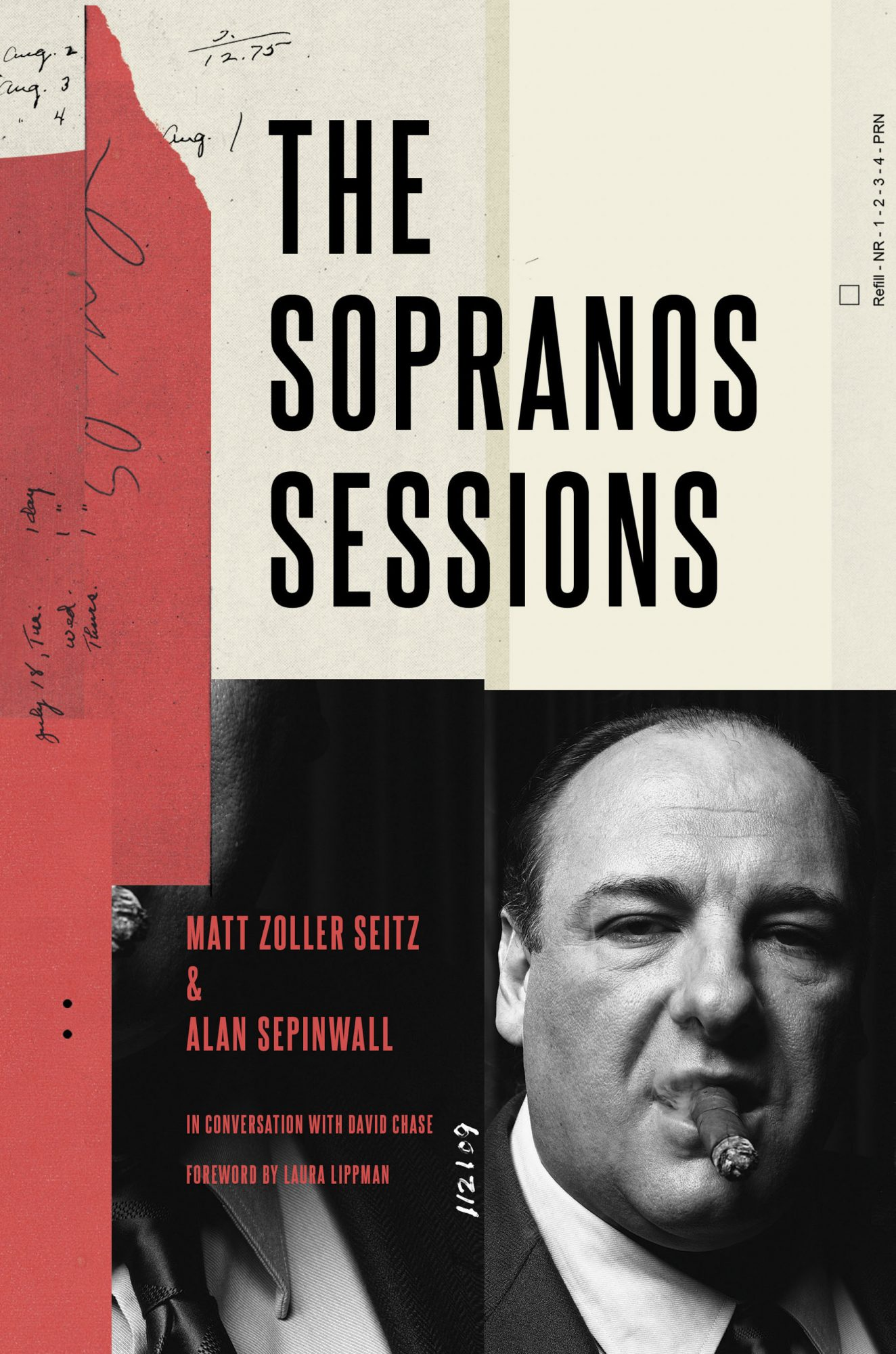 The Sopranos Sessions, by Matt Zoller Seitz and Alan Sepinwall