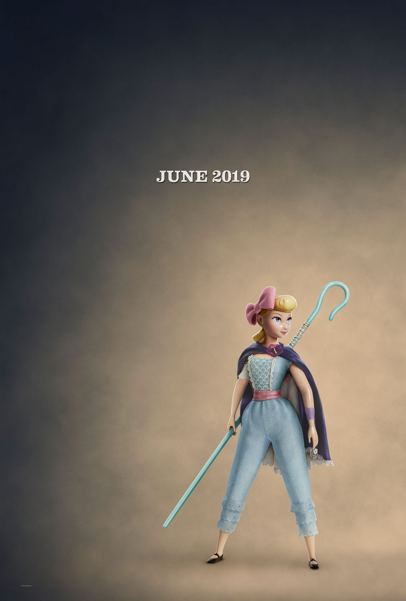 Toy Story 4 character posterBo PeepCR: Disney
