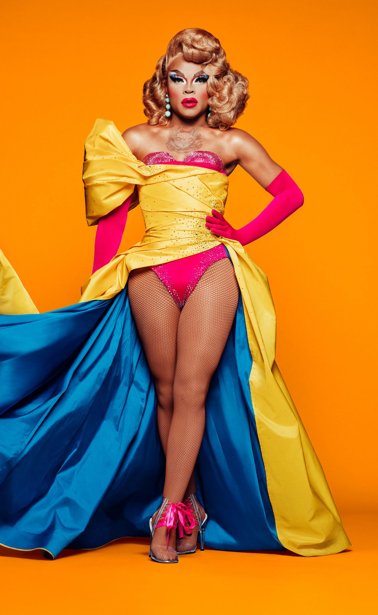 RuPaul Drag Race Season 11 cast photo -- Pictured: Vanessa Vanjie MateoCR: VH1