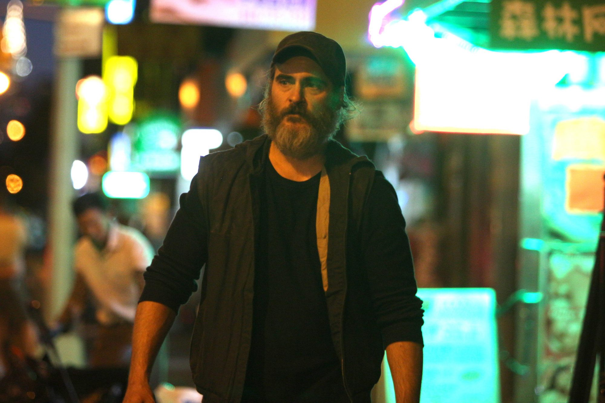 You Were Never Really Here directed by Lynne Ramsay