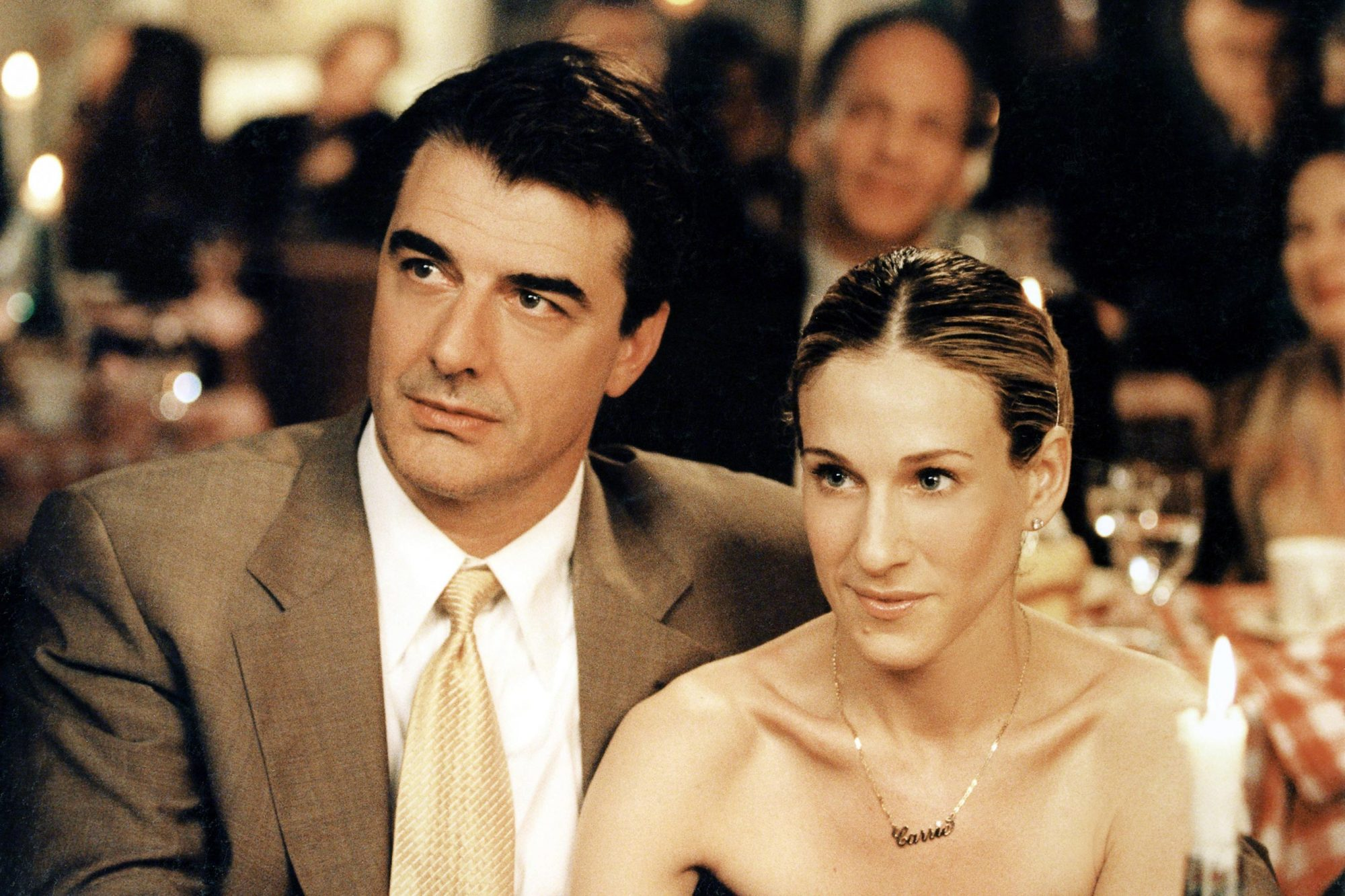 SEX AND THE CITY, (Season 2), Chris Noth, Sarah Jessica Parker, 1998-2004, u00A9 HBO / Courtesy: Everett
