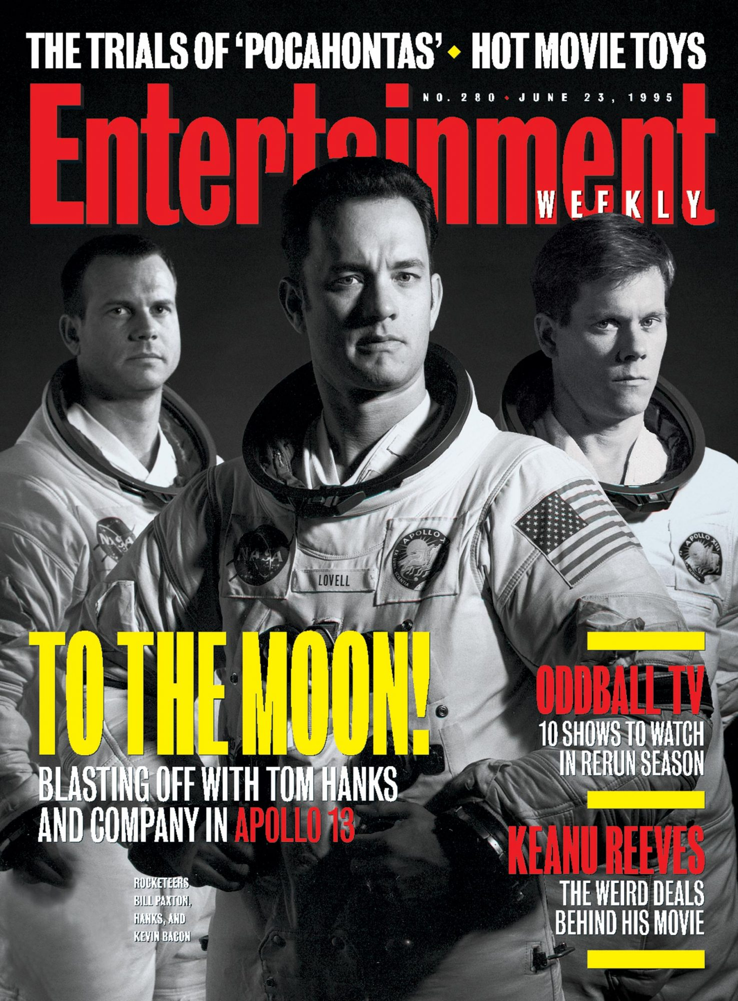 Entertainment WeeklyApollo 13June 23, 1995#280