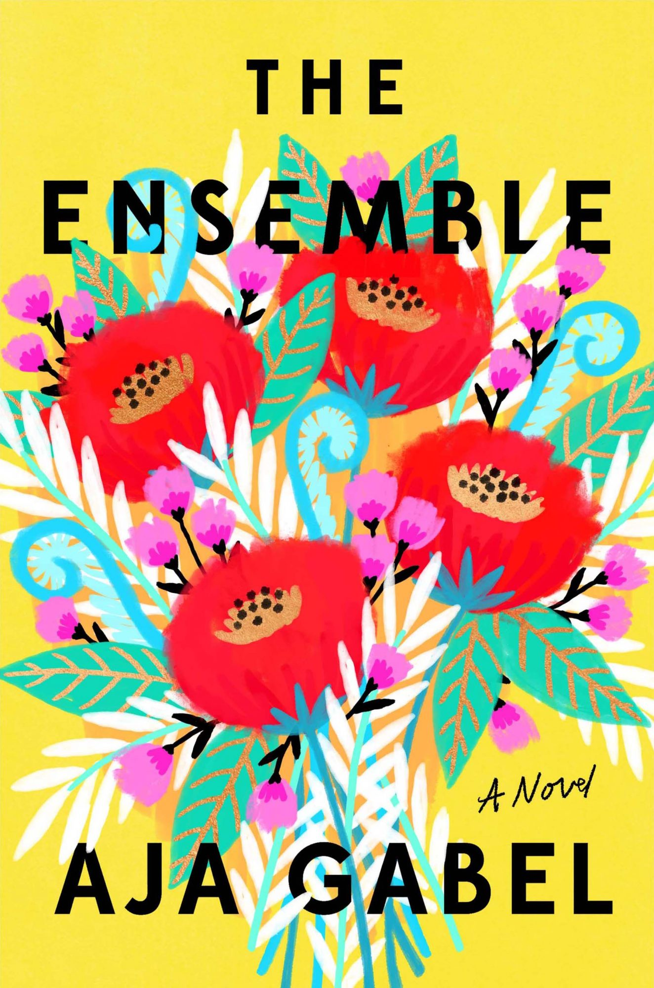 The EnsembleA NOVELBy AJA GABEL Riverhead Books