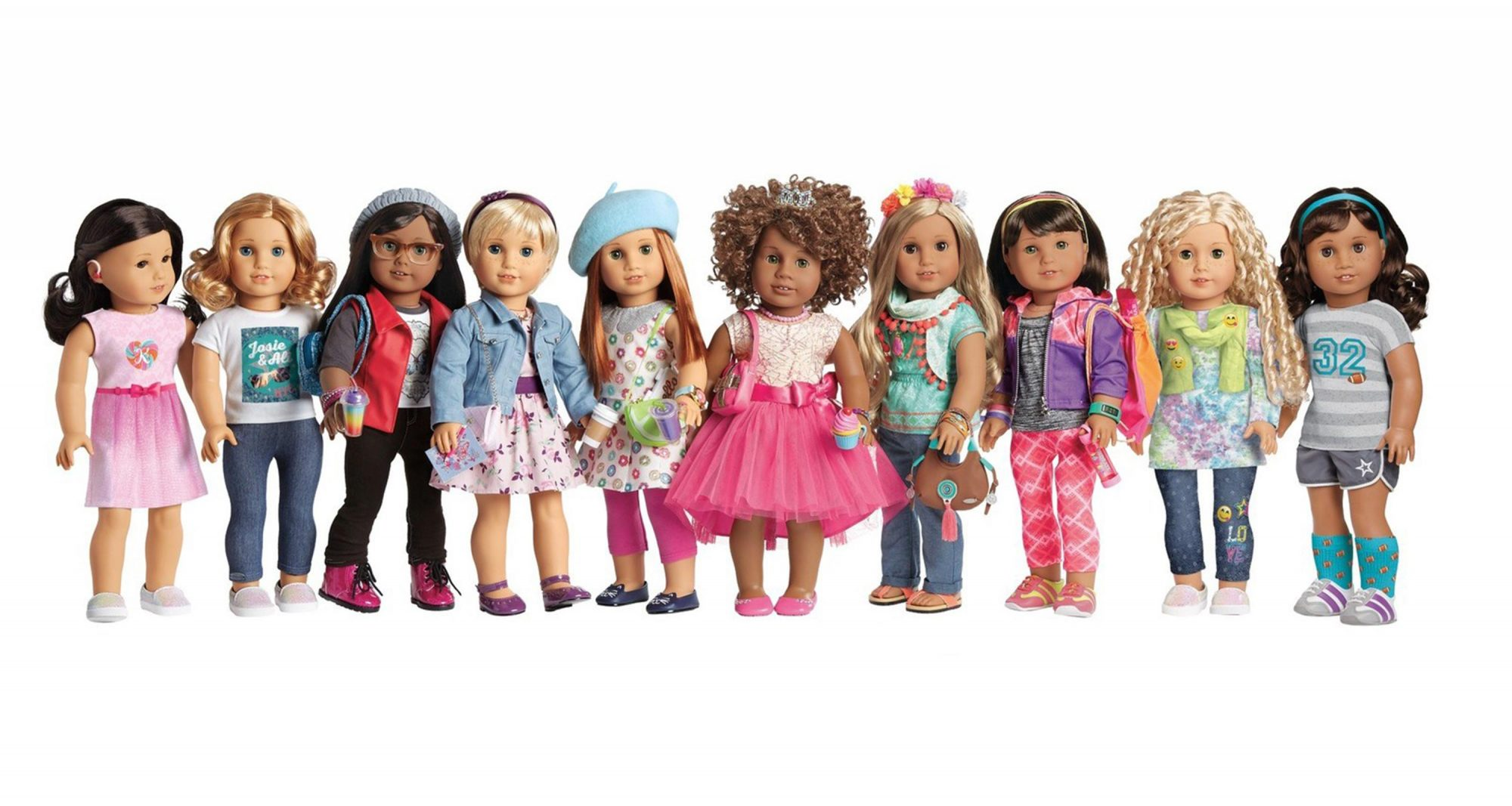 American Girl - Create Your Own Dolls