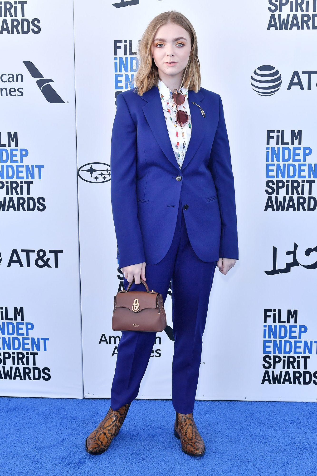 34th Film Independent Spirit Awards, Arrivals, Los Angeles, USA - 23 Feb 2019