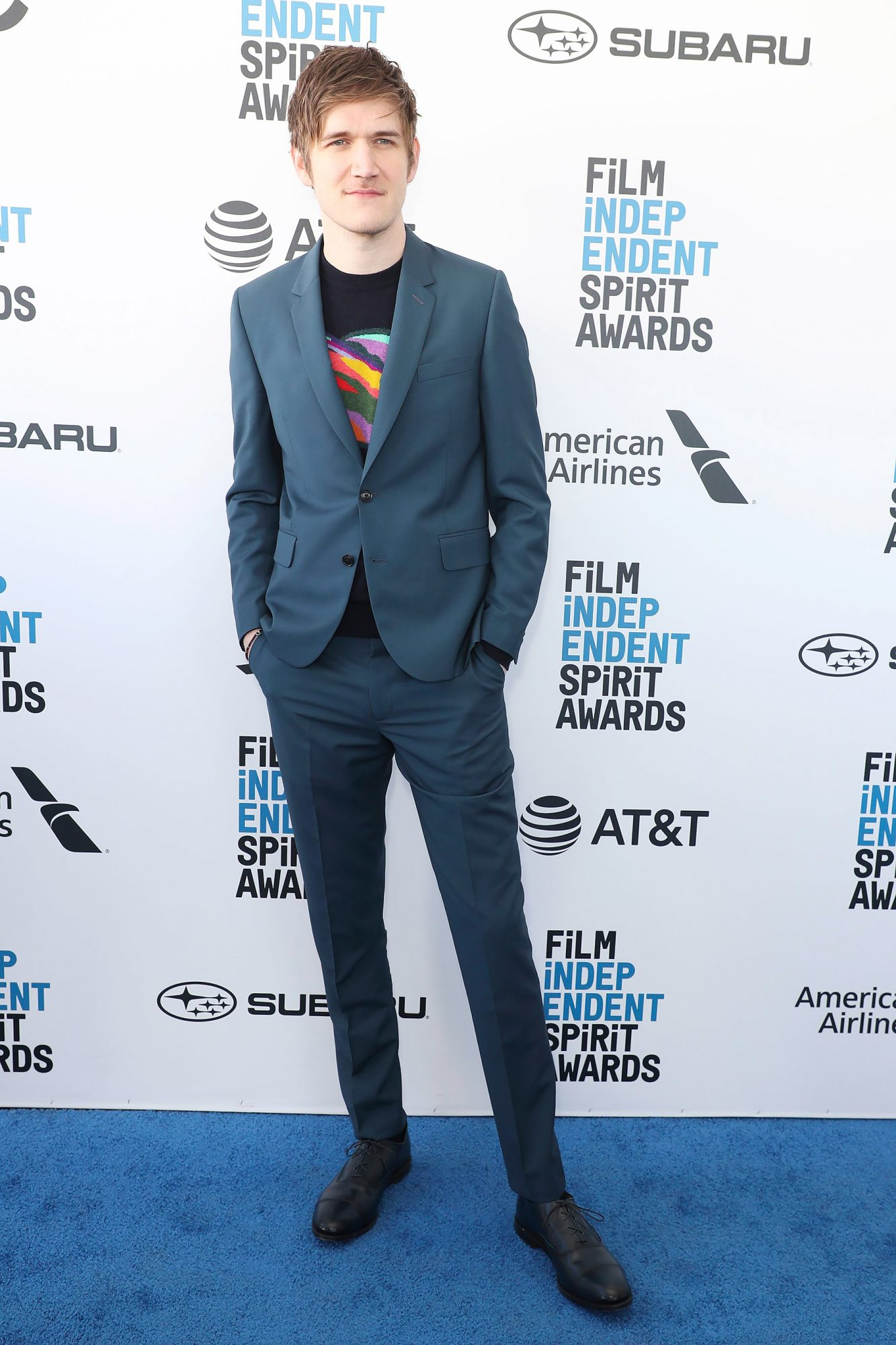 34th Film Independent Spirit Awards, Roaming Arrivals, Los Angeles, USA - 23 Feb 2019