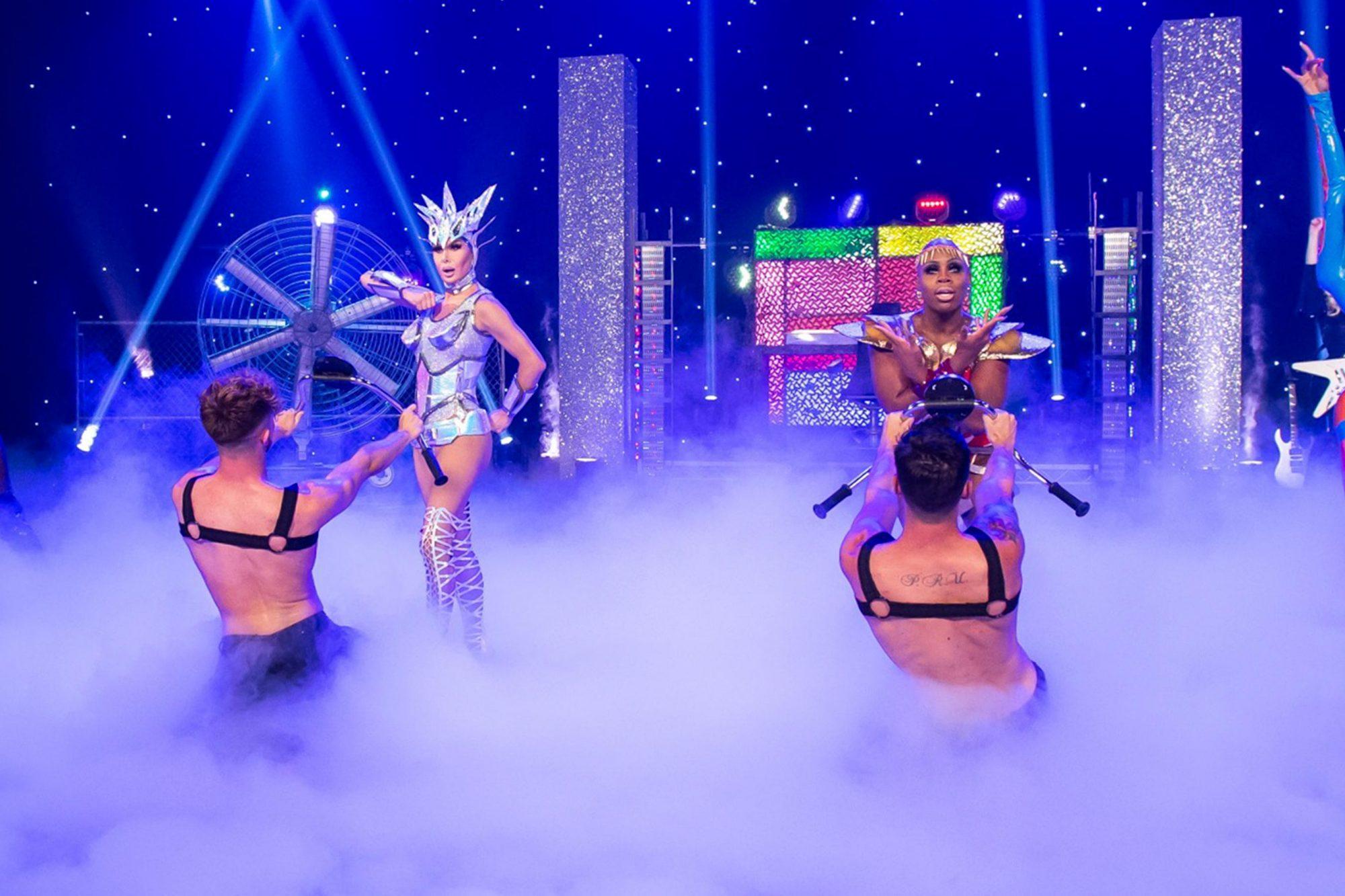 RuPaul's Drag Race finaleCR: VH1