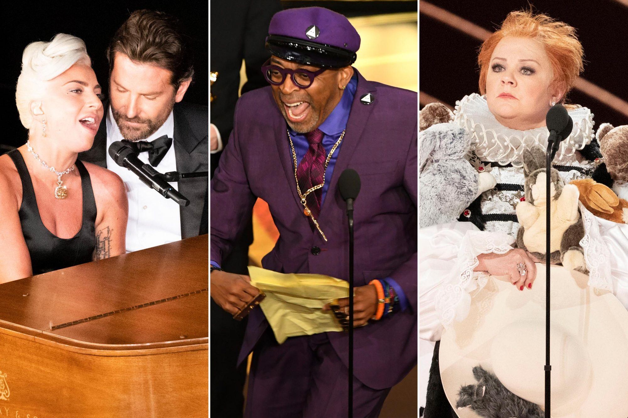 Oscars 2019 Highs And Lows Ew Com