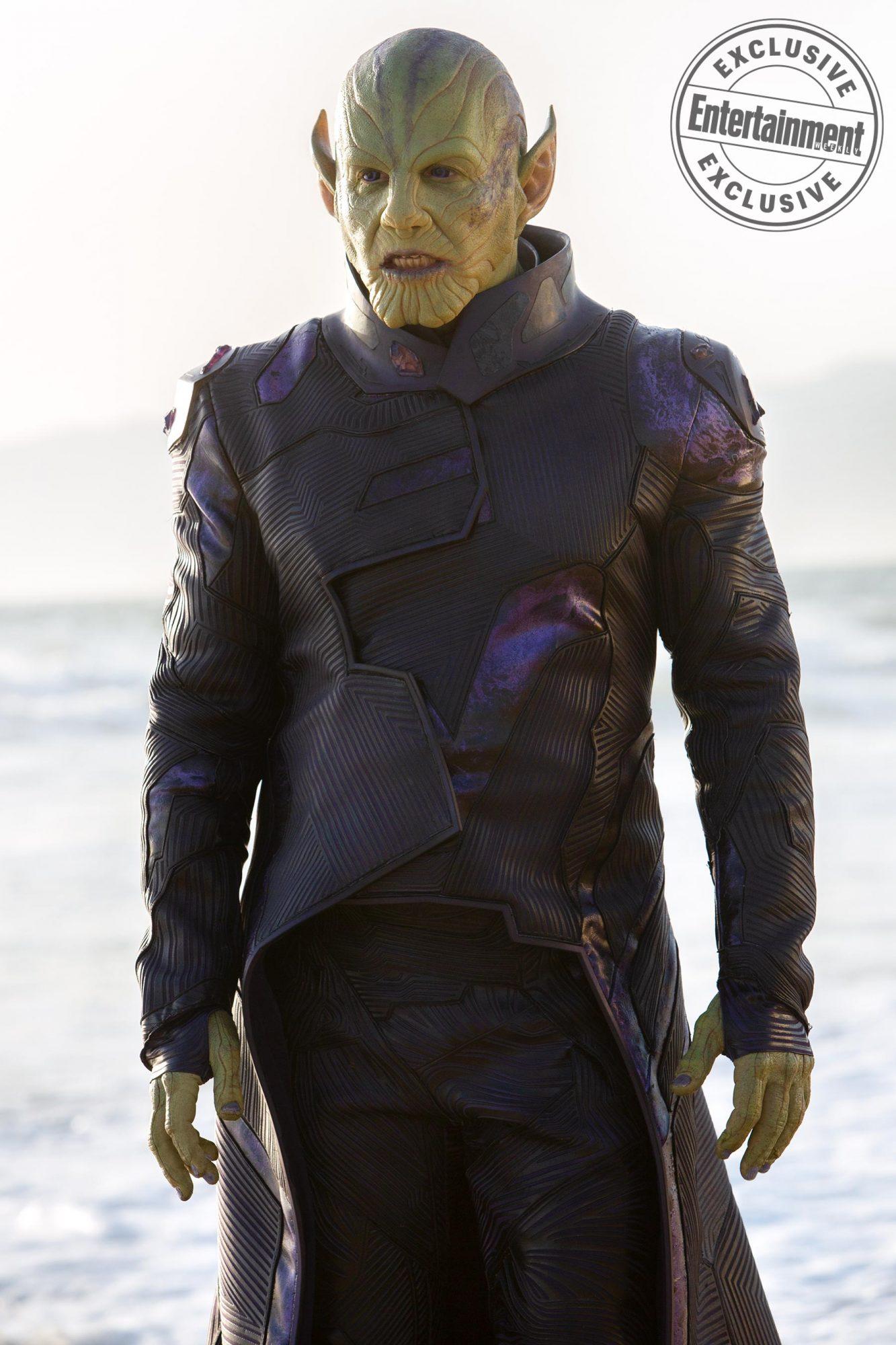 Marvel Studios' CAPTAIN MARVELTalos (Ben Mendelsohn)