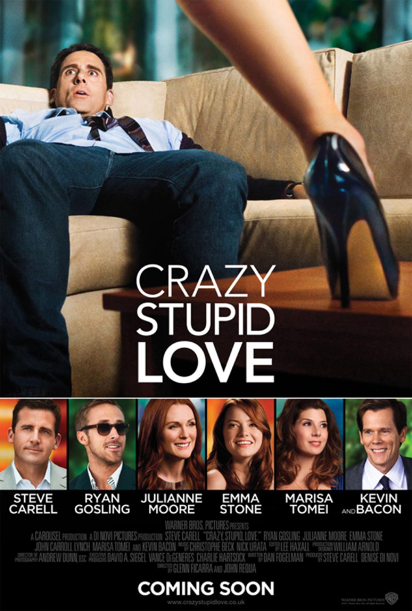 Cazy Stupid Love - 23 Sep 2011