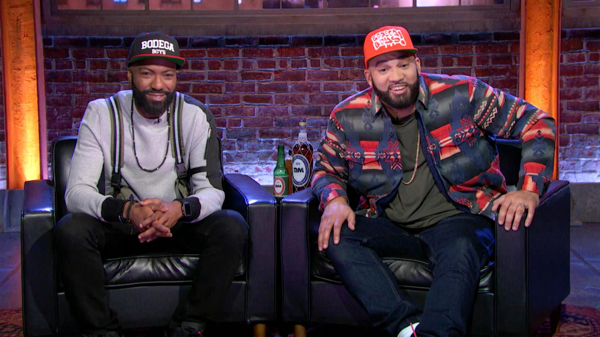 Desus & Mero (screen grab)Desus and MeroCR: Showtime