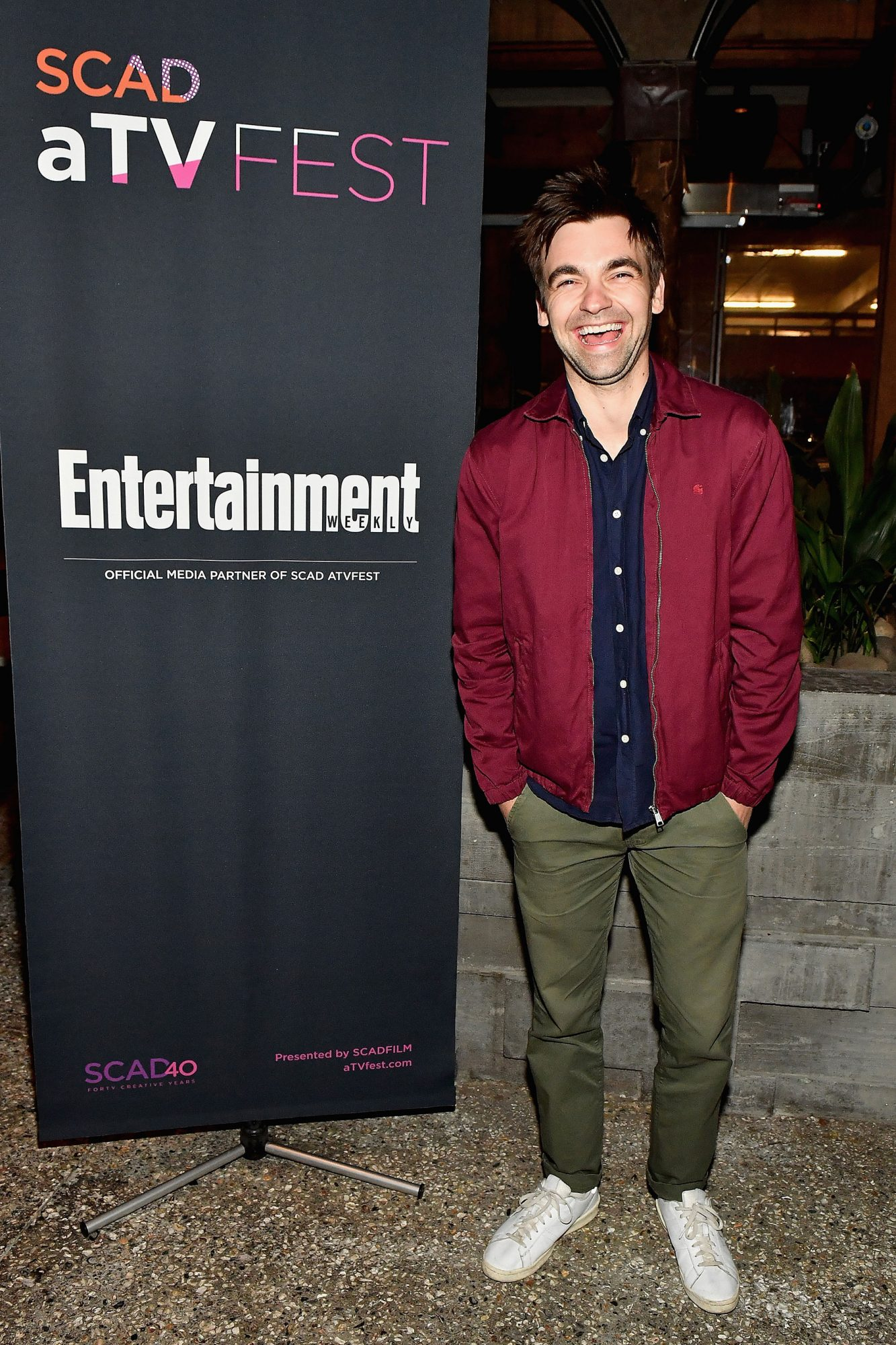Drew Tarver (The Other Two) at the SCAD aTVfest and Entertainment Weekly party at Lure