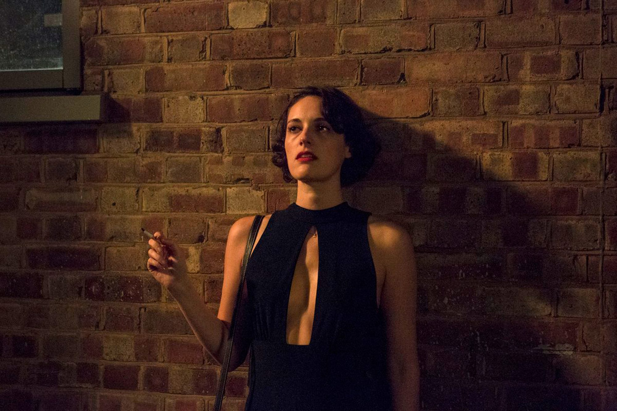 Fleabag season 2Phoebe Waller-BridgeCredit: BBC/Amazon