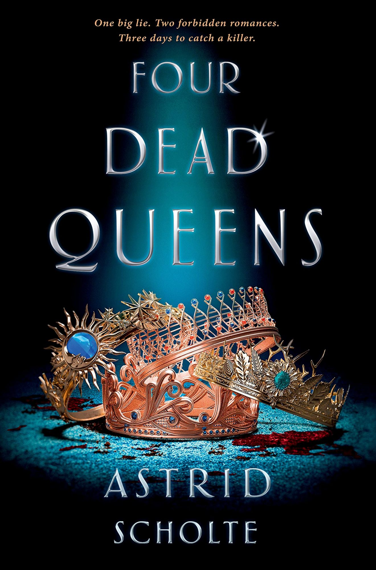 Four Dead Queens by Astrid ScholteCR: Penguin