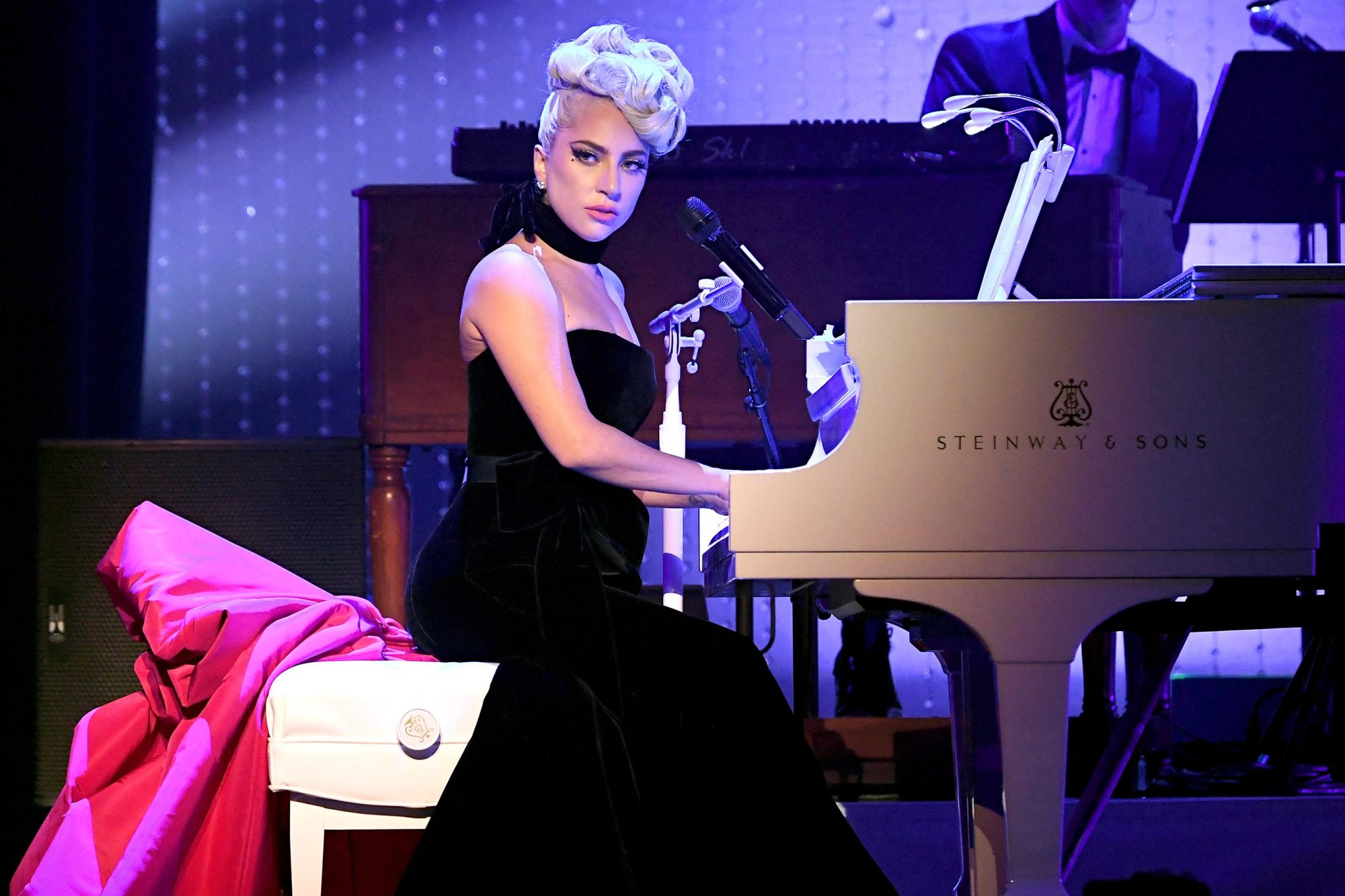LADY GAGA JAZZ & PIANO at Park Theater at Park MGM in Las Vegas