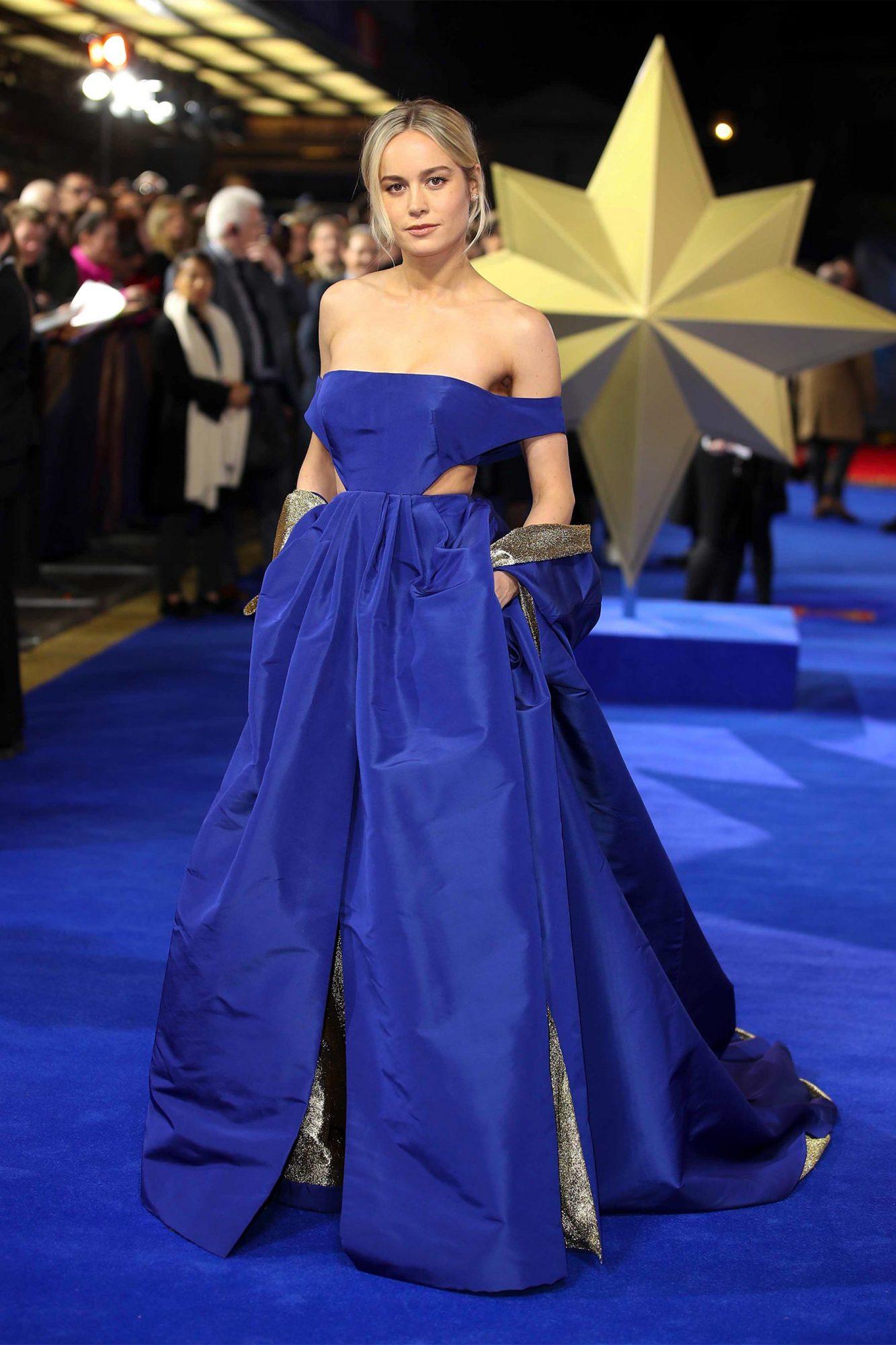 """Captain Marvel European Gala"" - Red Carpet Arrivals"
