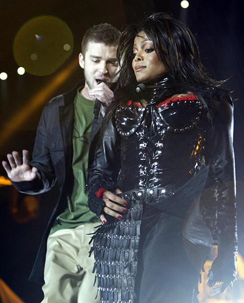 Janet Jackson/Justin Timberlake (2004)