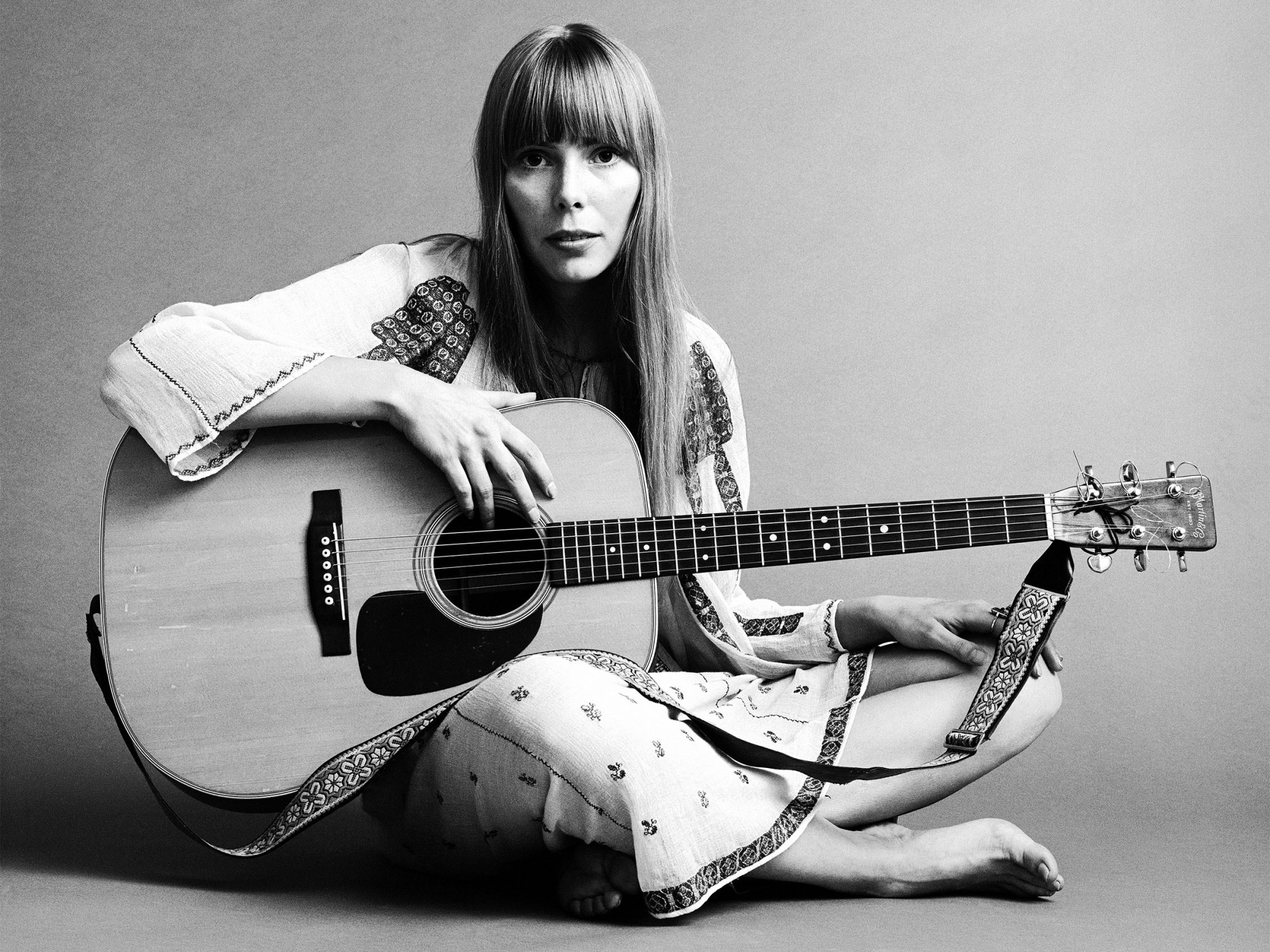 Portrait Of Joni Mitchell