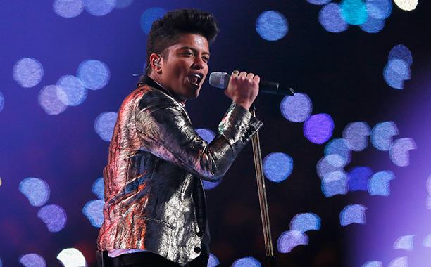 Bruno Mars (2014)
