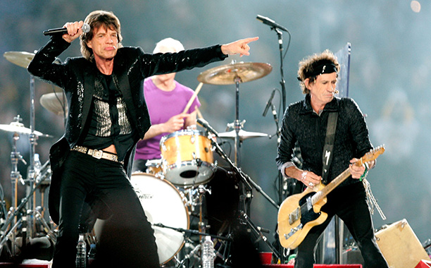 The Rolling Stones (2006)