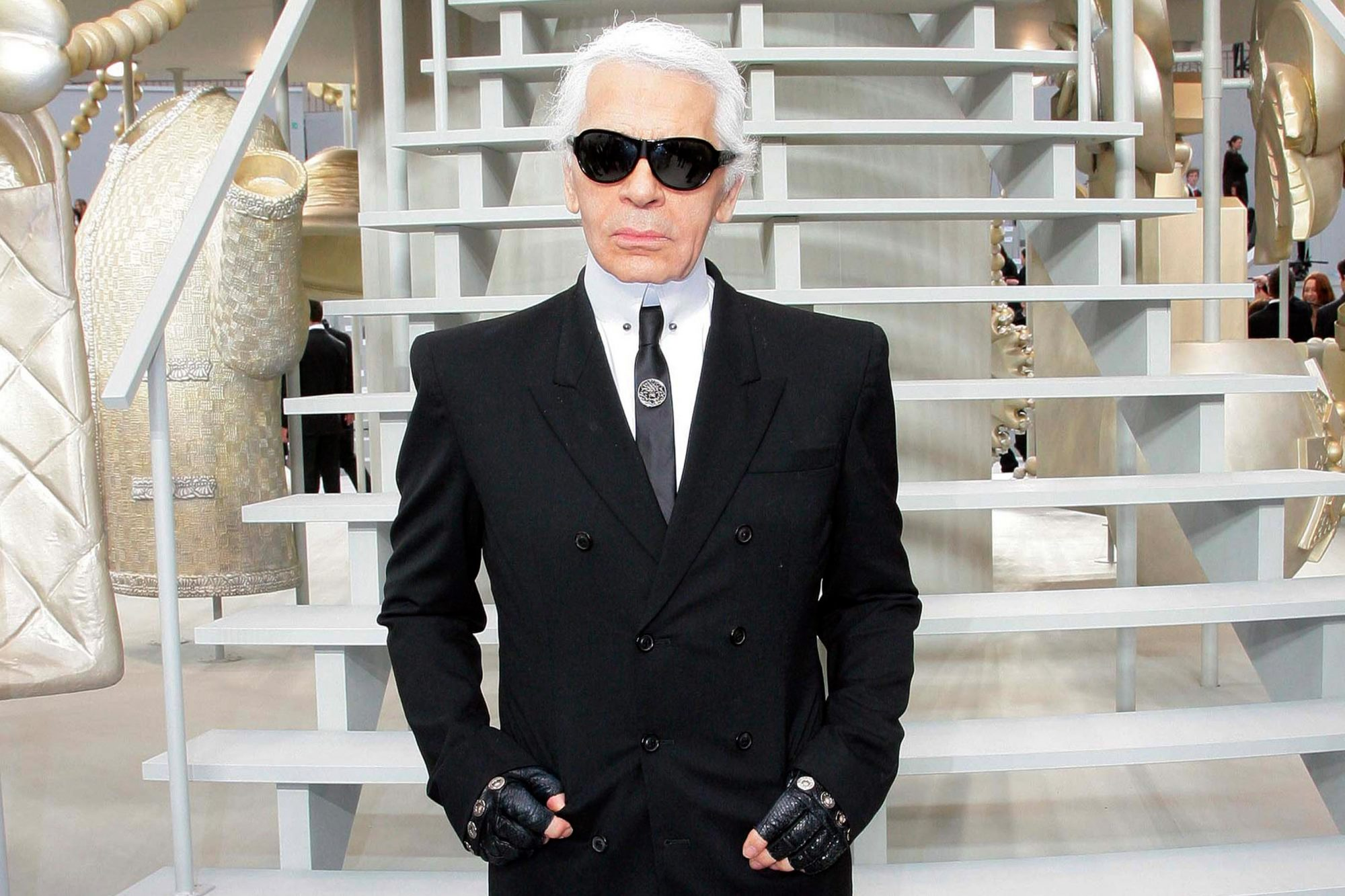 Chanel - PFW Fall Winter 2008/09 - Front Row & Arrival
