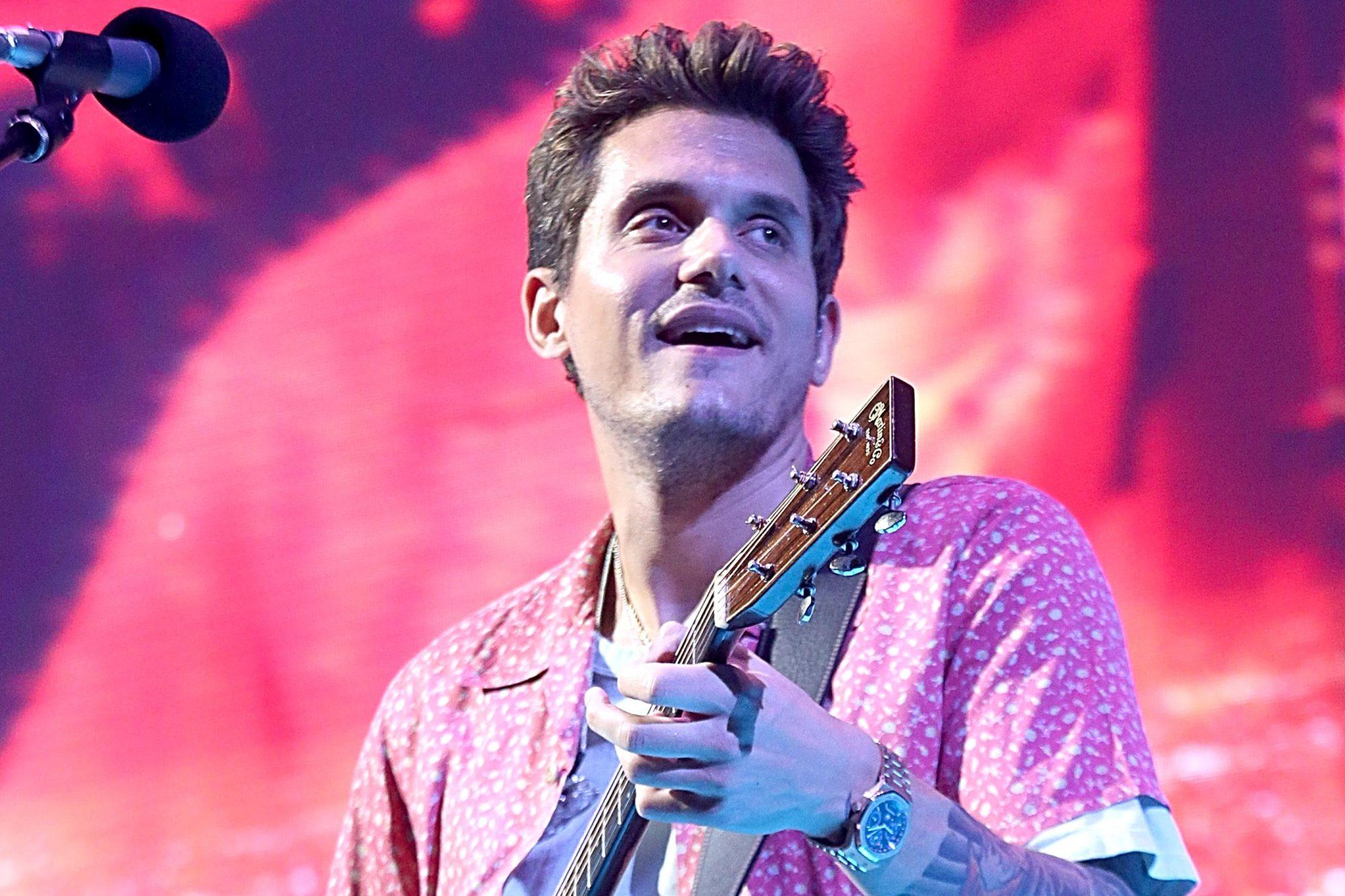 John Mayer Performs In Concert - San Antonio, TX