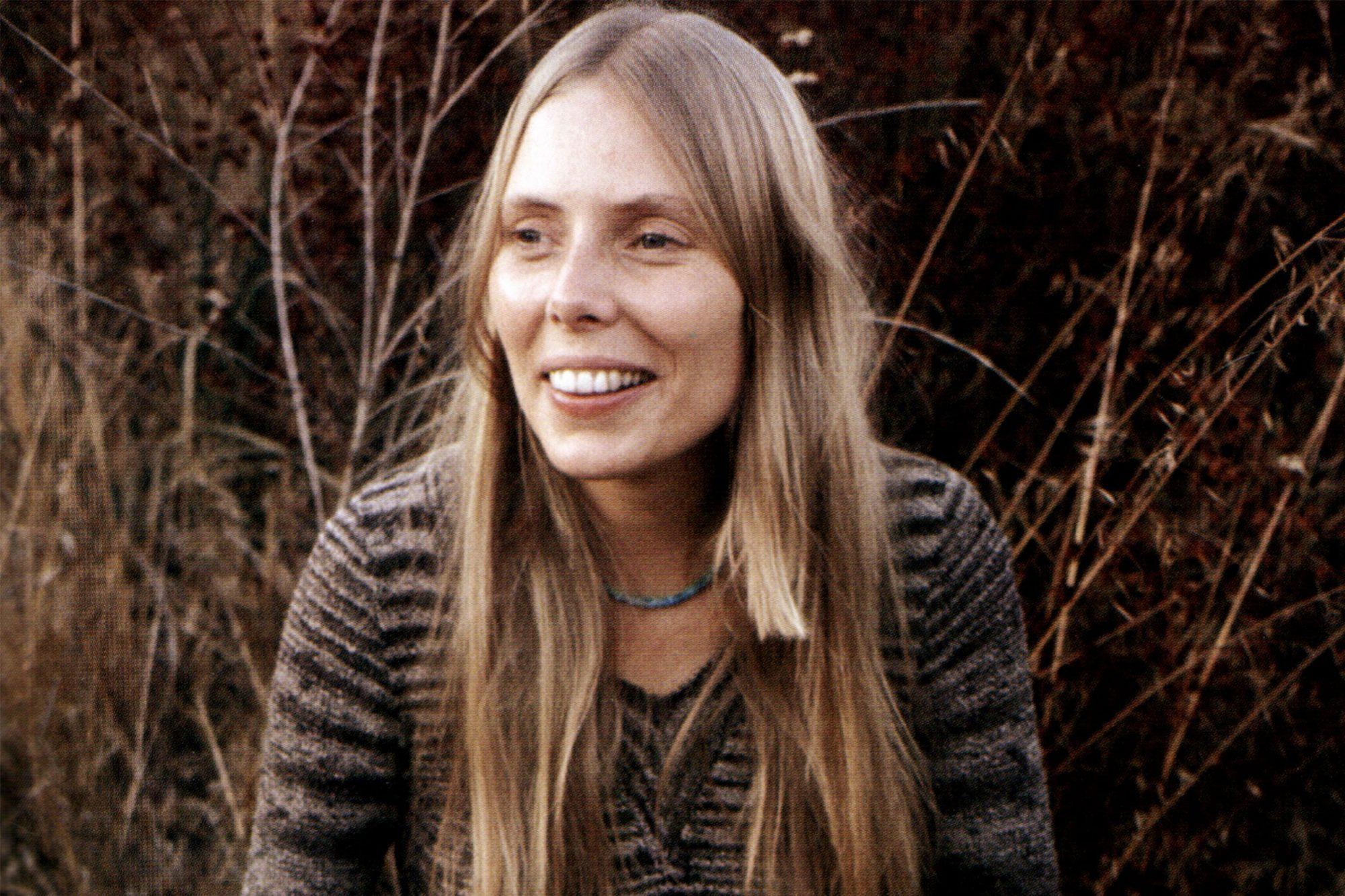 Photo of Joni MITCHELL