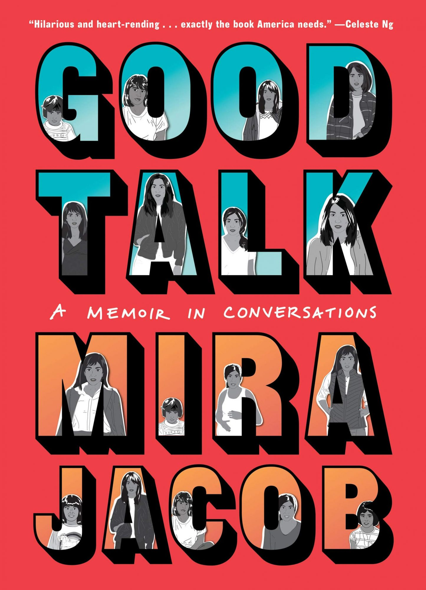 Good Talk by Mira JacobPublisher: One World