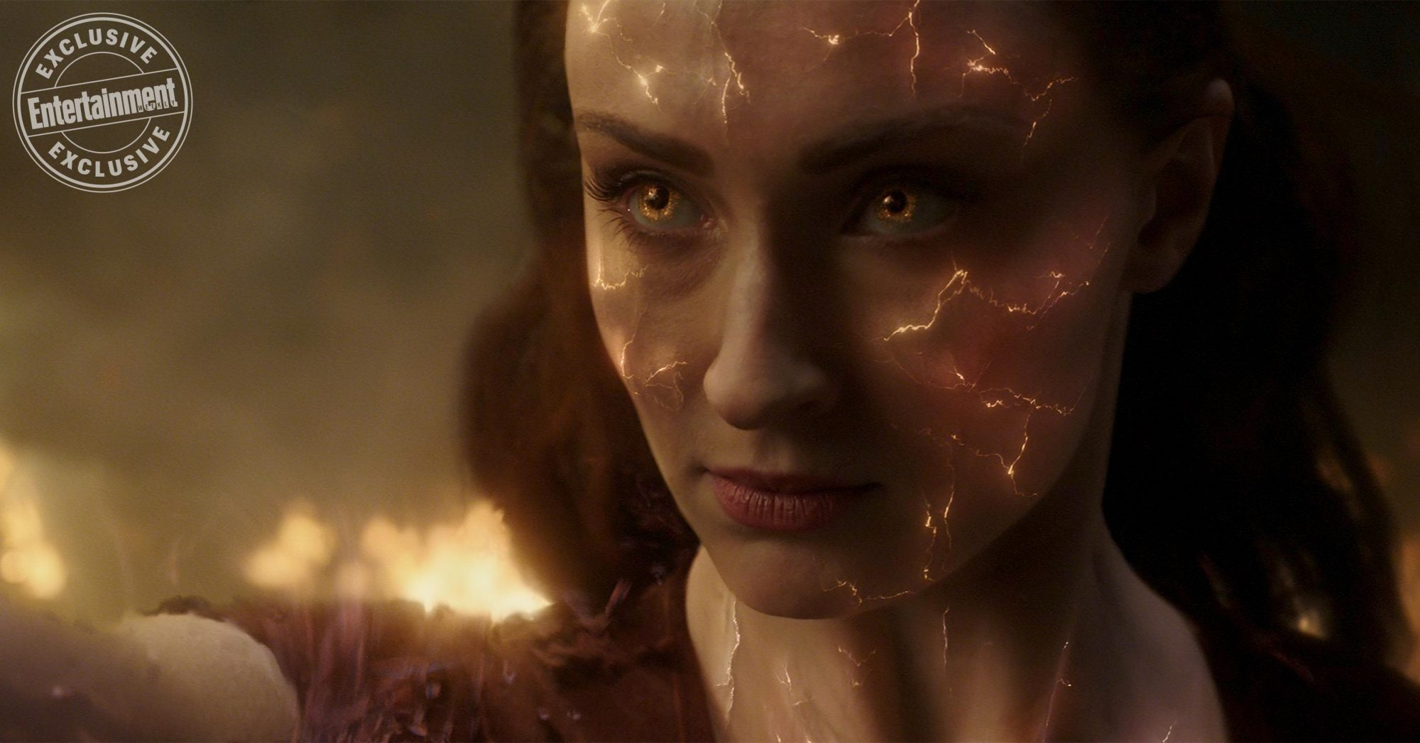 Dark Phoenix (2019)Sophie TurnerCR: Twentieth Century Fox