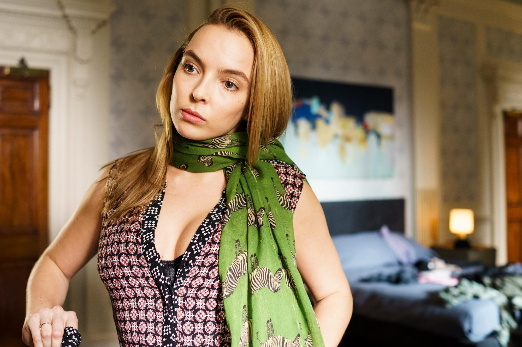 Killing Eve Season 1Jodie Comer as Villanelle