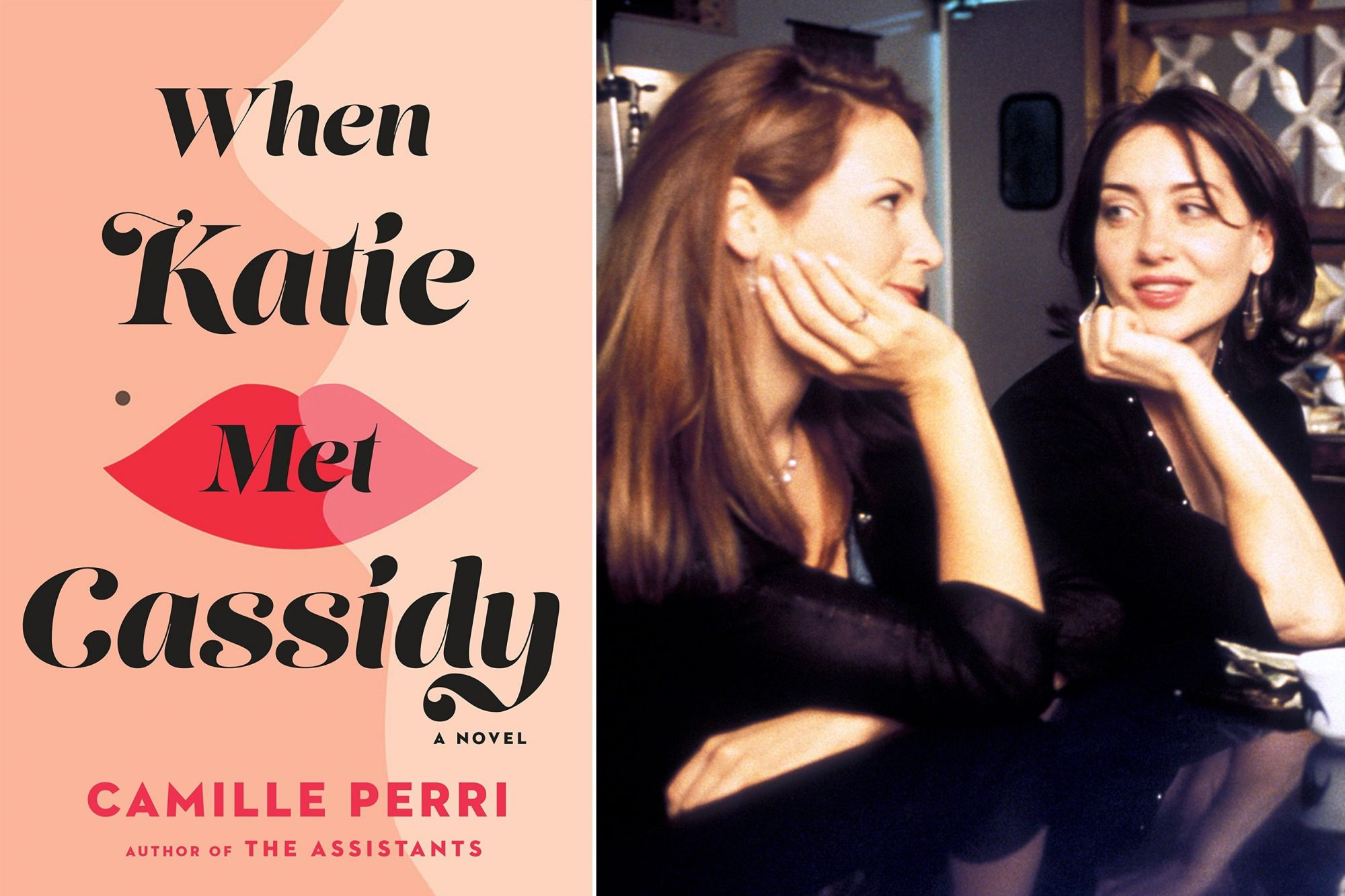Read When Katie Met Cassidy by Camille Perri; Watch Kissing Jessica Stein (2001)