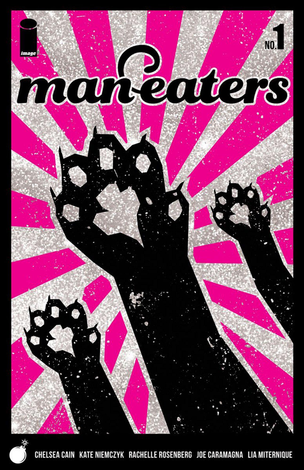 Man-Eaters #1Credit: Image Comics