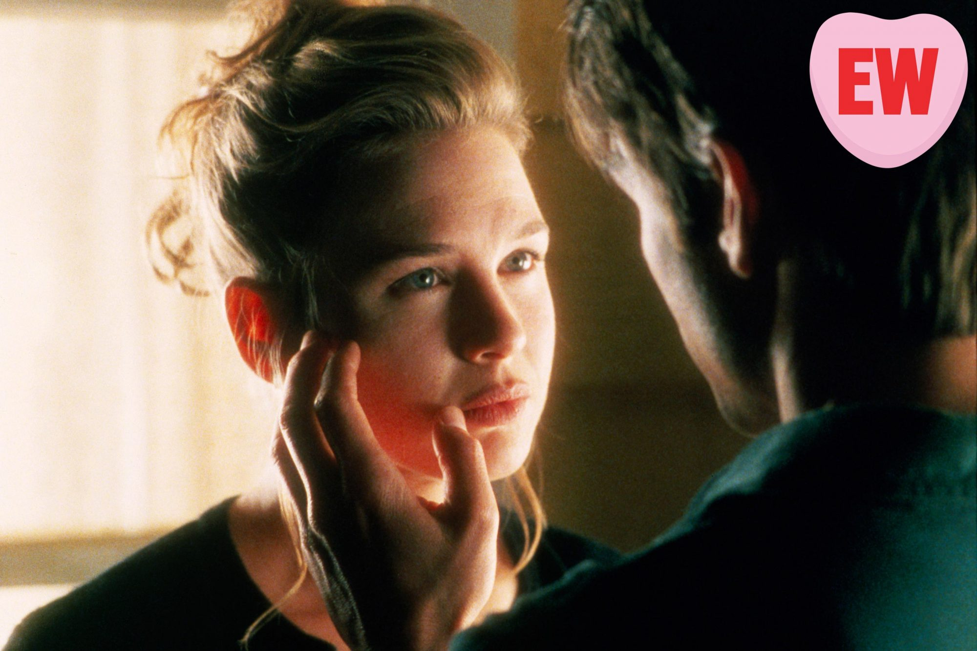 JERRY MAGUIRE, Renee Zellweger, Tom Cruise, 1996, (c) TriStar/courtesy Everett Collection