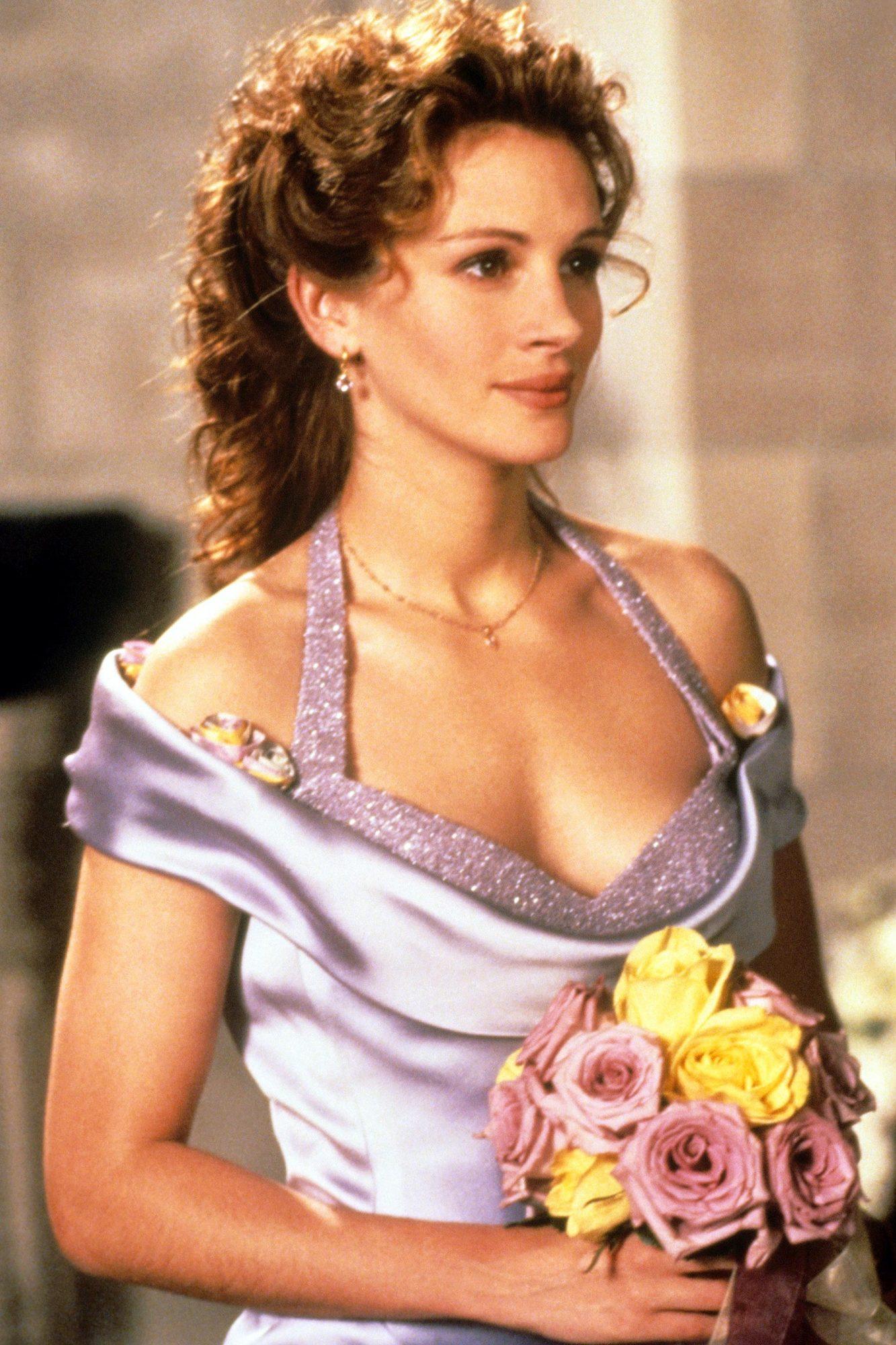 MY BEST FRIEND'S WEDDING, Julia Roberts, 1997, (c) TriStar/courtesy Everett Collection