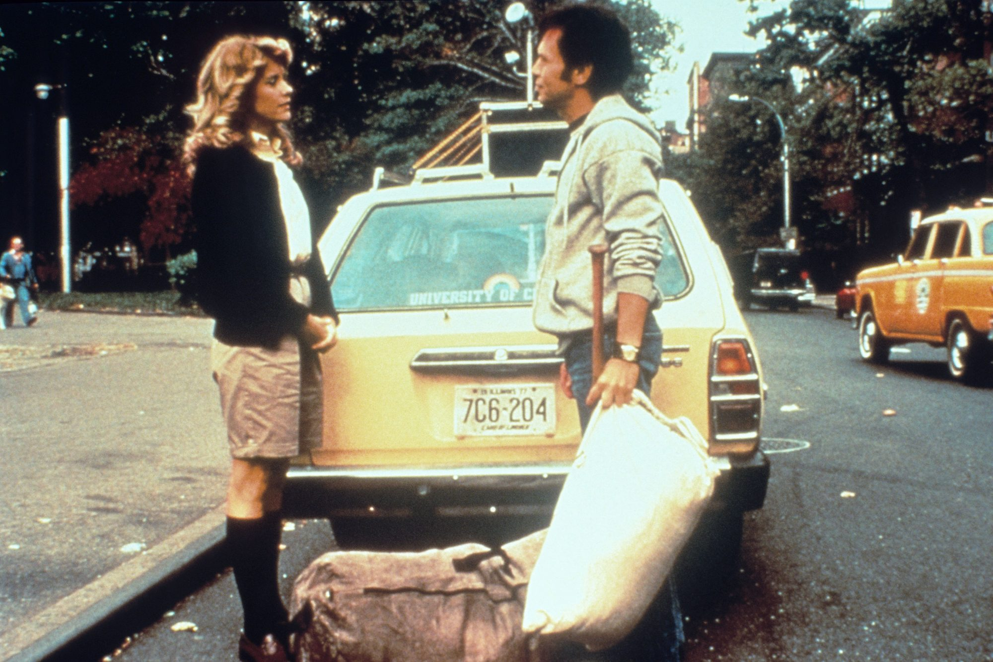WHEN HARRY MET SALLY..., from left: Meg Ryan, Billy Crystal, 1989, © Columbia/courtesy Everett Colle
