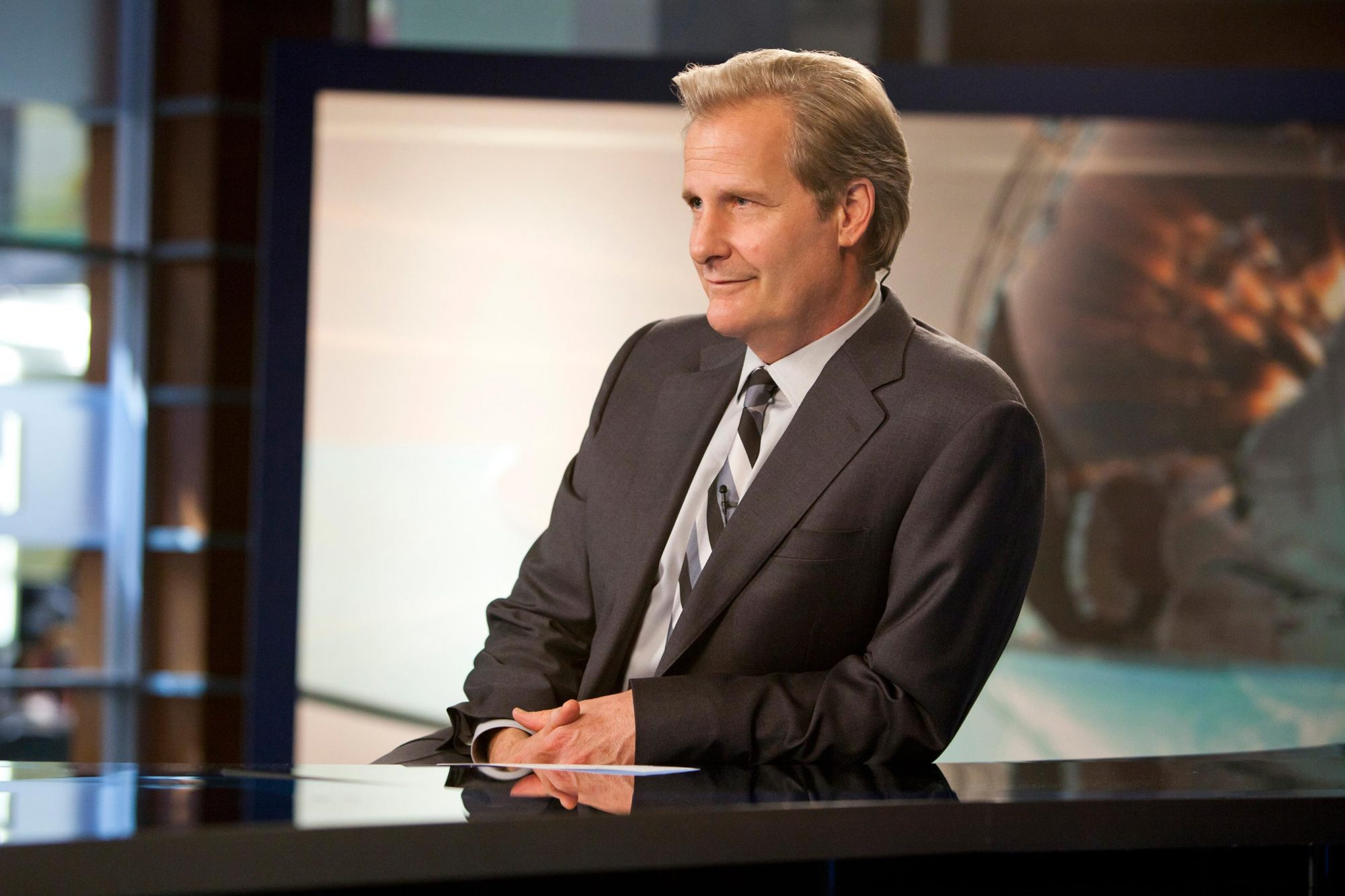 Newsroom (Season 1)Jeff Daniels.