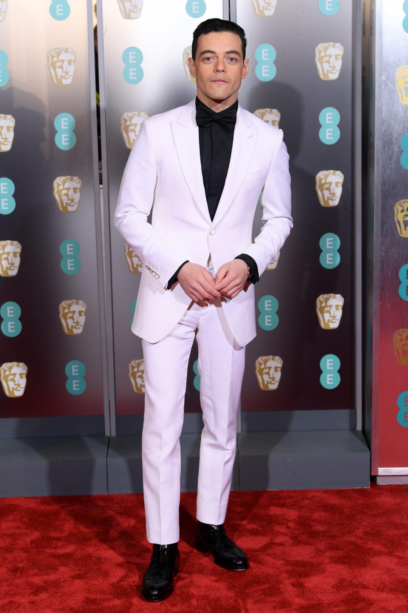 72nd British Academy Film Awards, Arrivals, Royal Albert Hall, London, UK - 10 Feb 2019