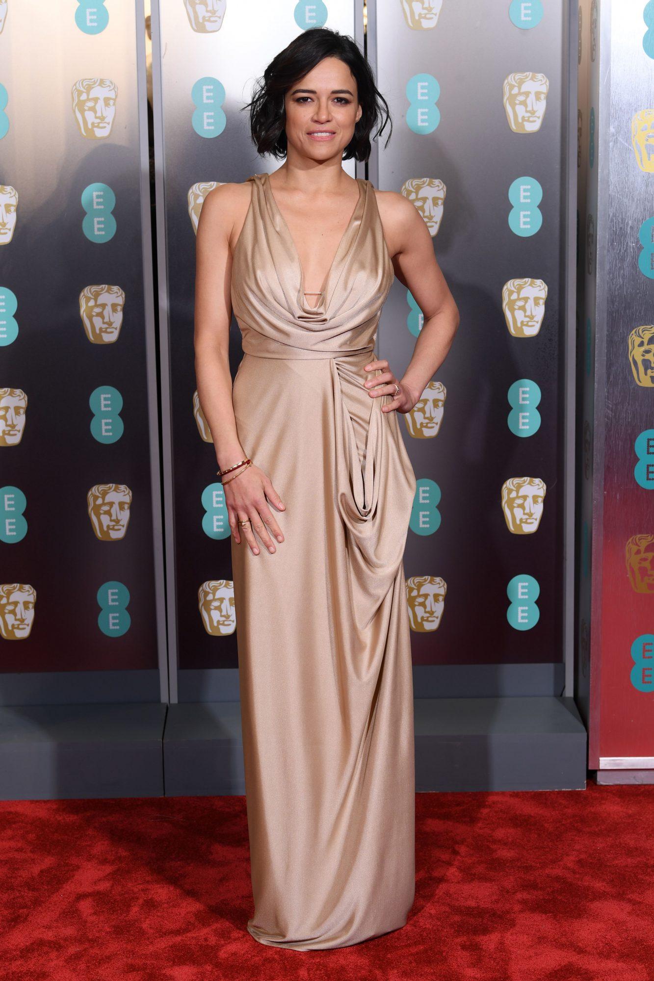 GALLERY: 2019 BAFTAs72nd British Academy Film Awards, Arrivals, Royal Albert Hall, London, UK - 10 Feb 2019