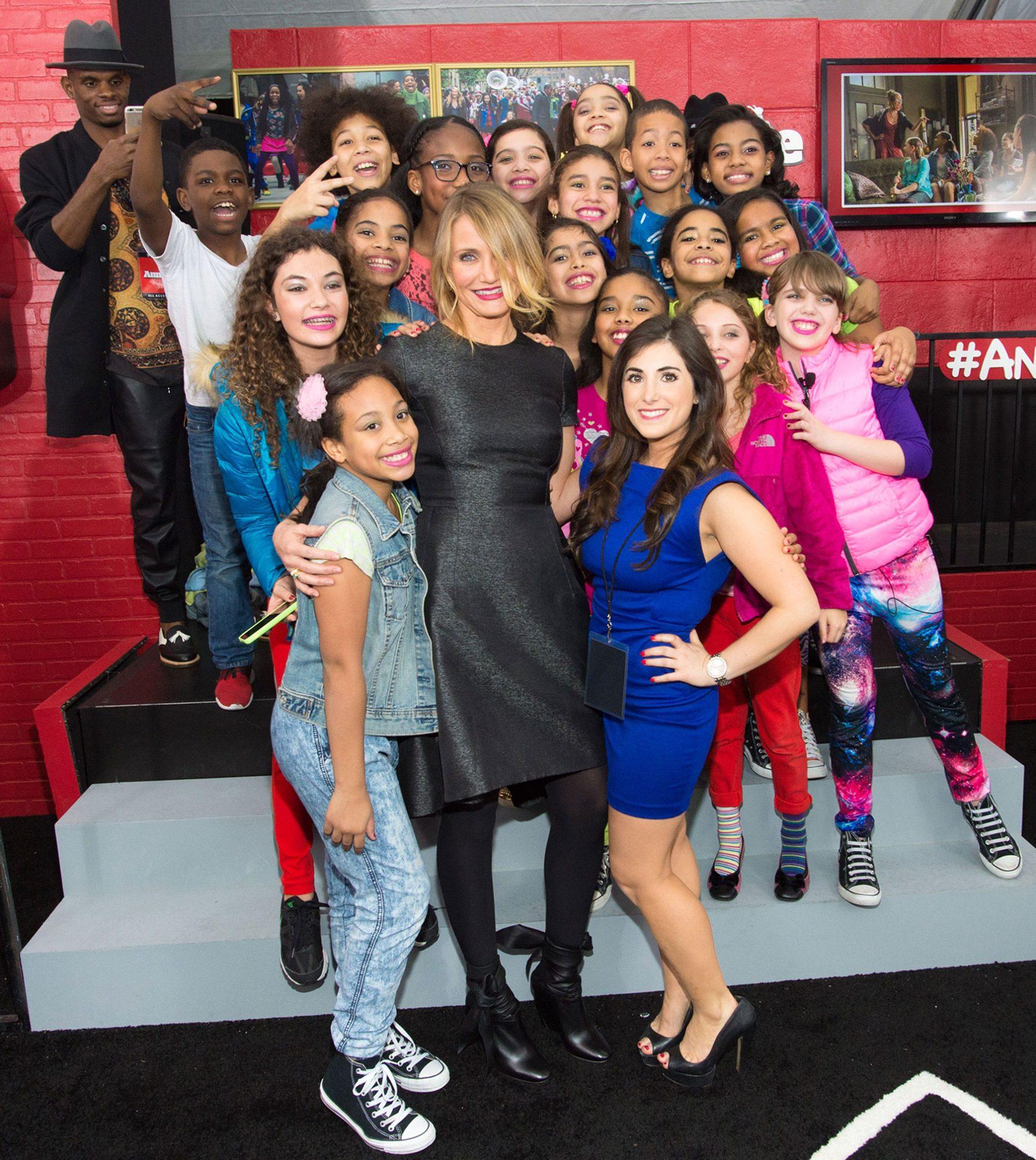 """NY Premiere """"Annie"""" - Red Carpet, New York, USA"""