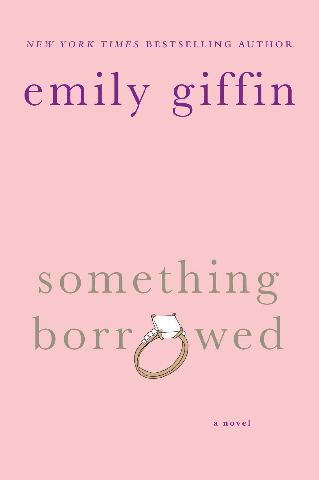 Something Borrowed by Author Emily Giffin