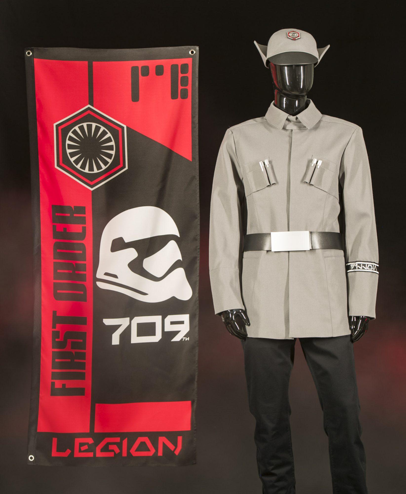 Star Wars: Galaxy's Edge Merchandise – First Order Gear