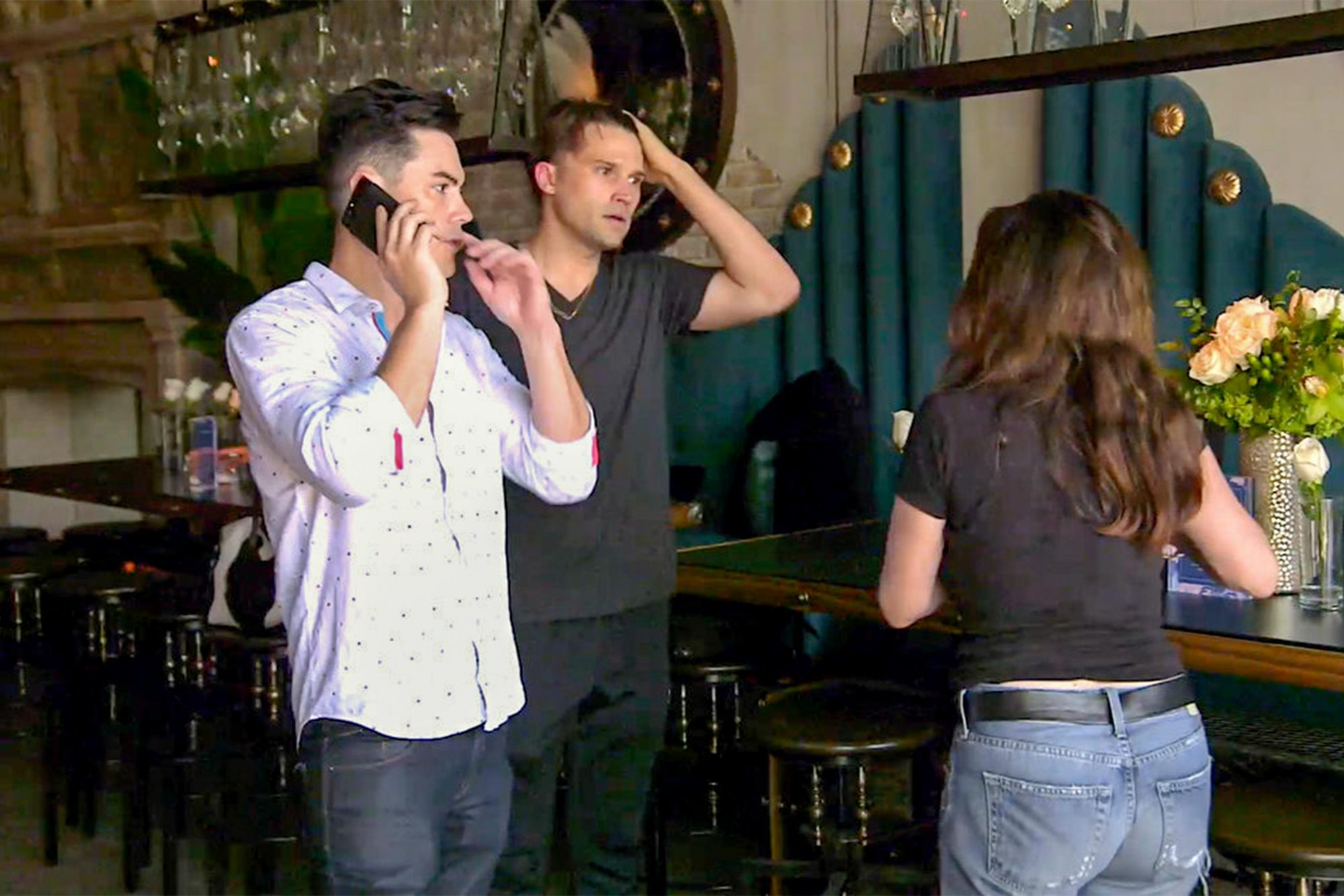 Vanderpump RulesSeason 7, Episode 9 (screen grab)CR: Bravo