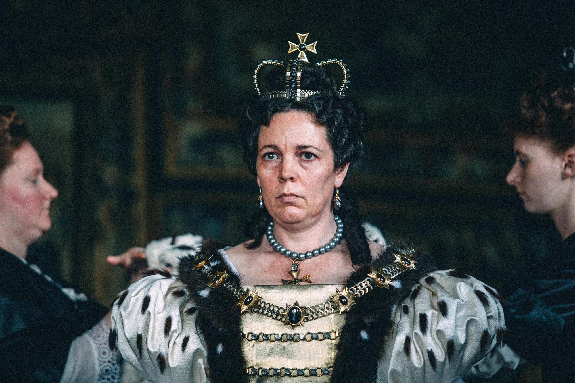 THE FAVOURITEOlivia Colman
