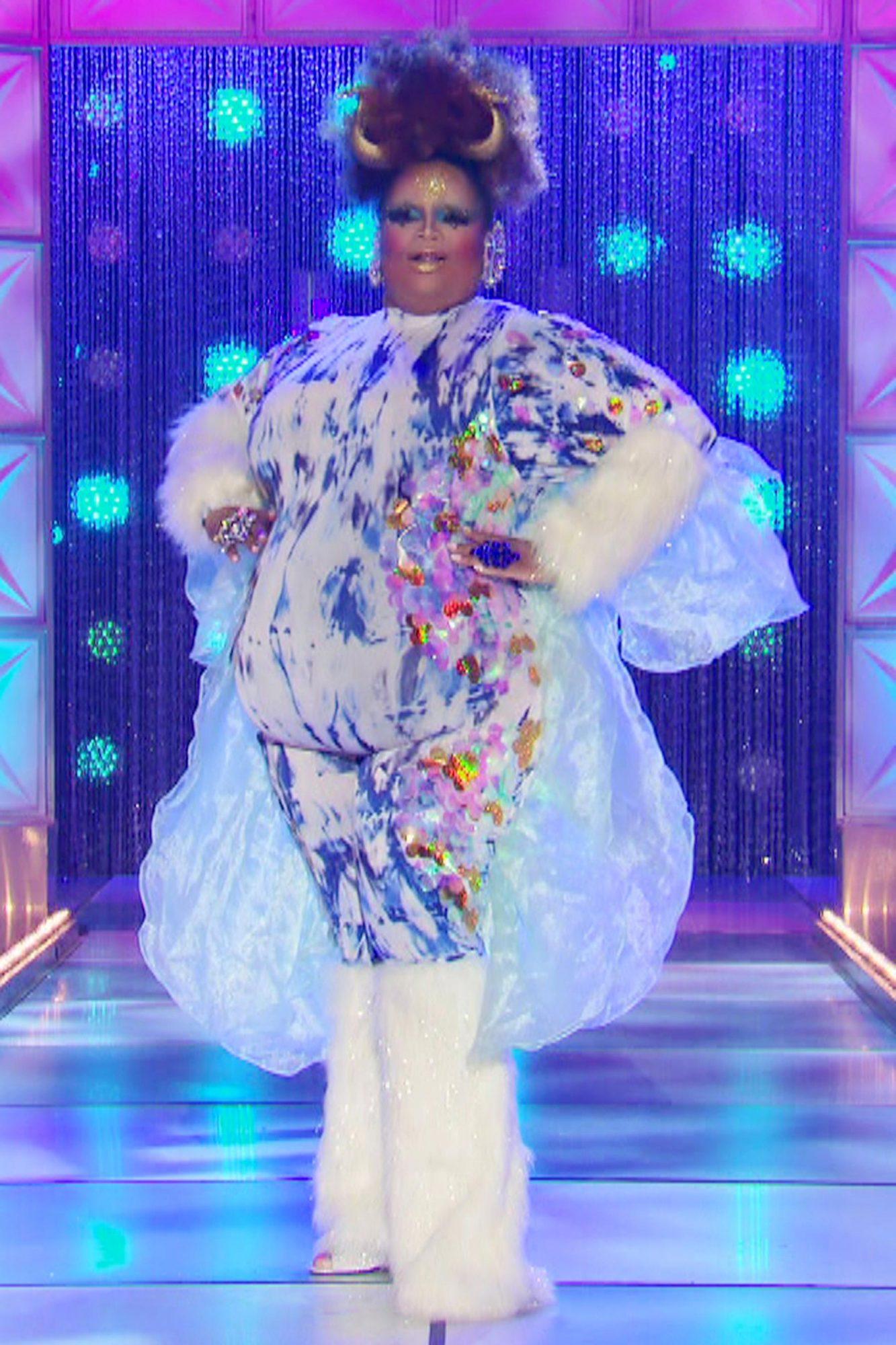 RuPaul's Drag Race Season 11, Episode 2 looksCR: VH1