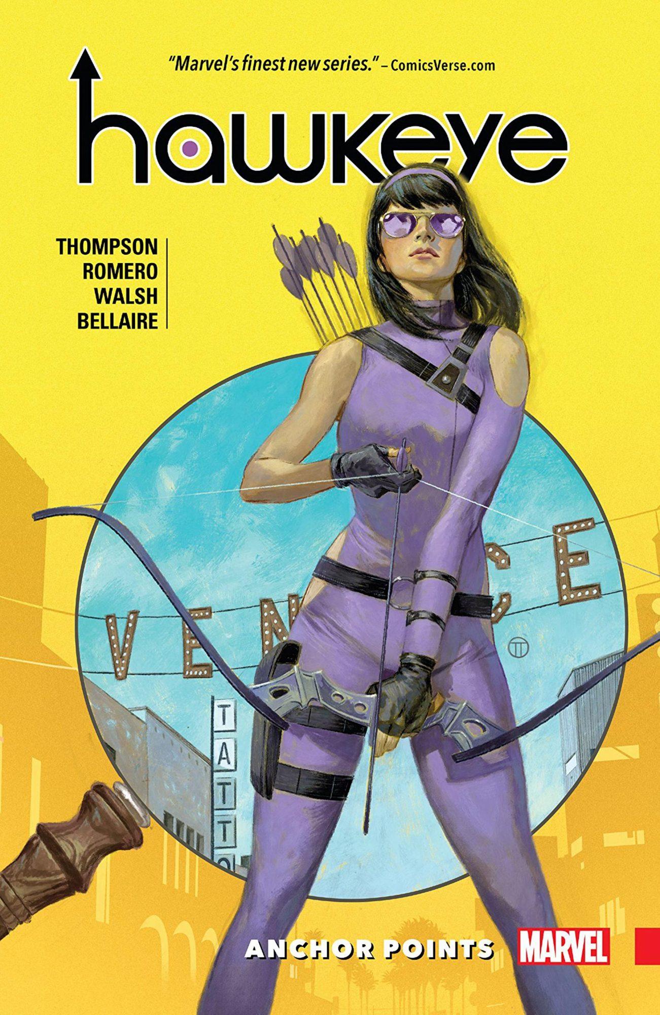 Hawkeye Comic