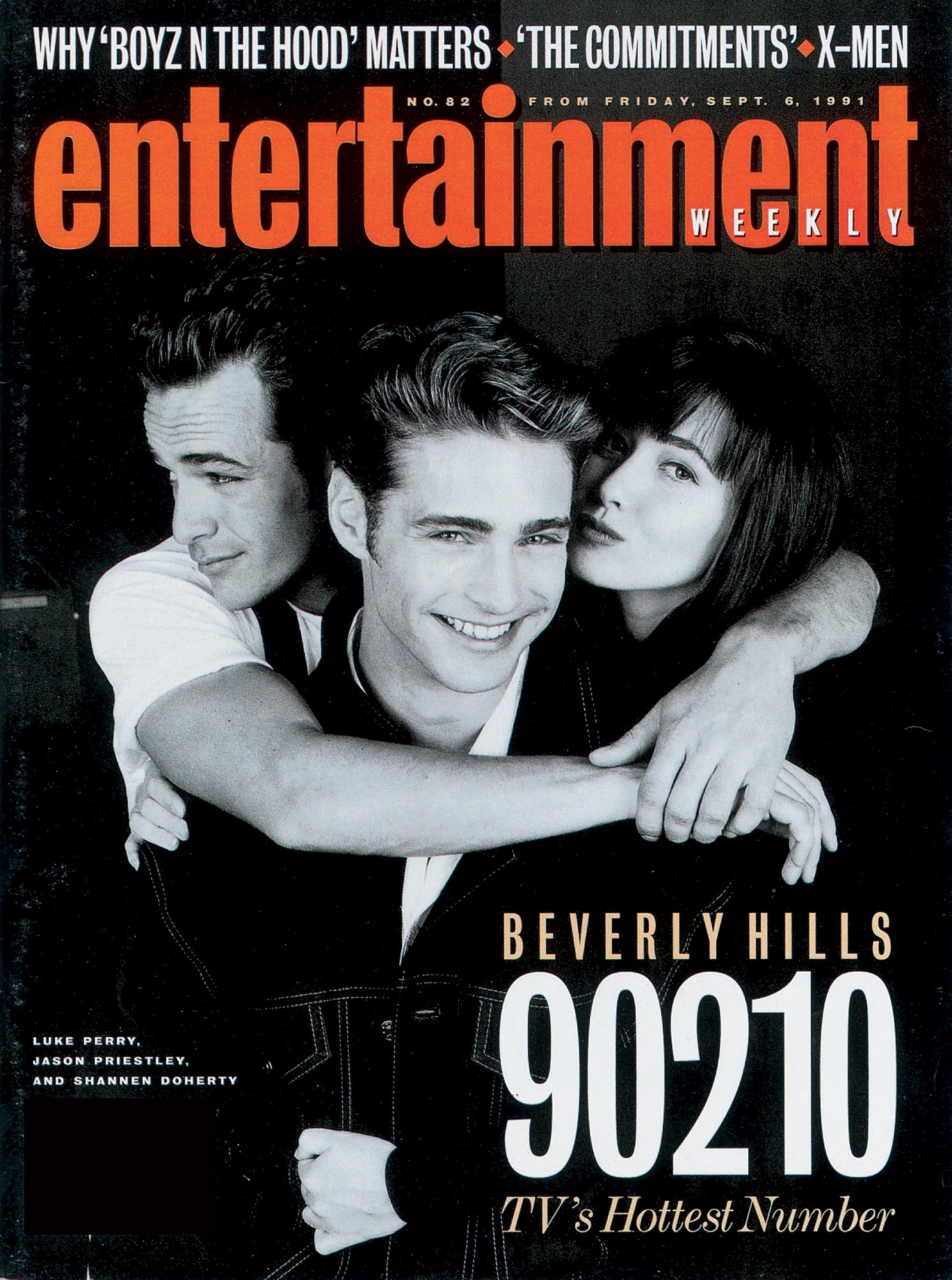Entertainment WeeklySeptember 6, 1991# 82