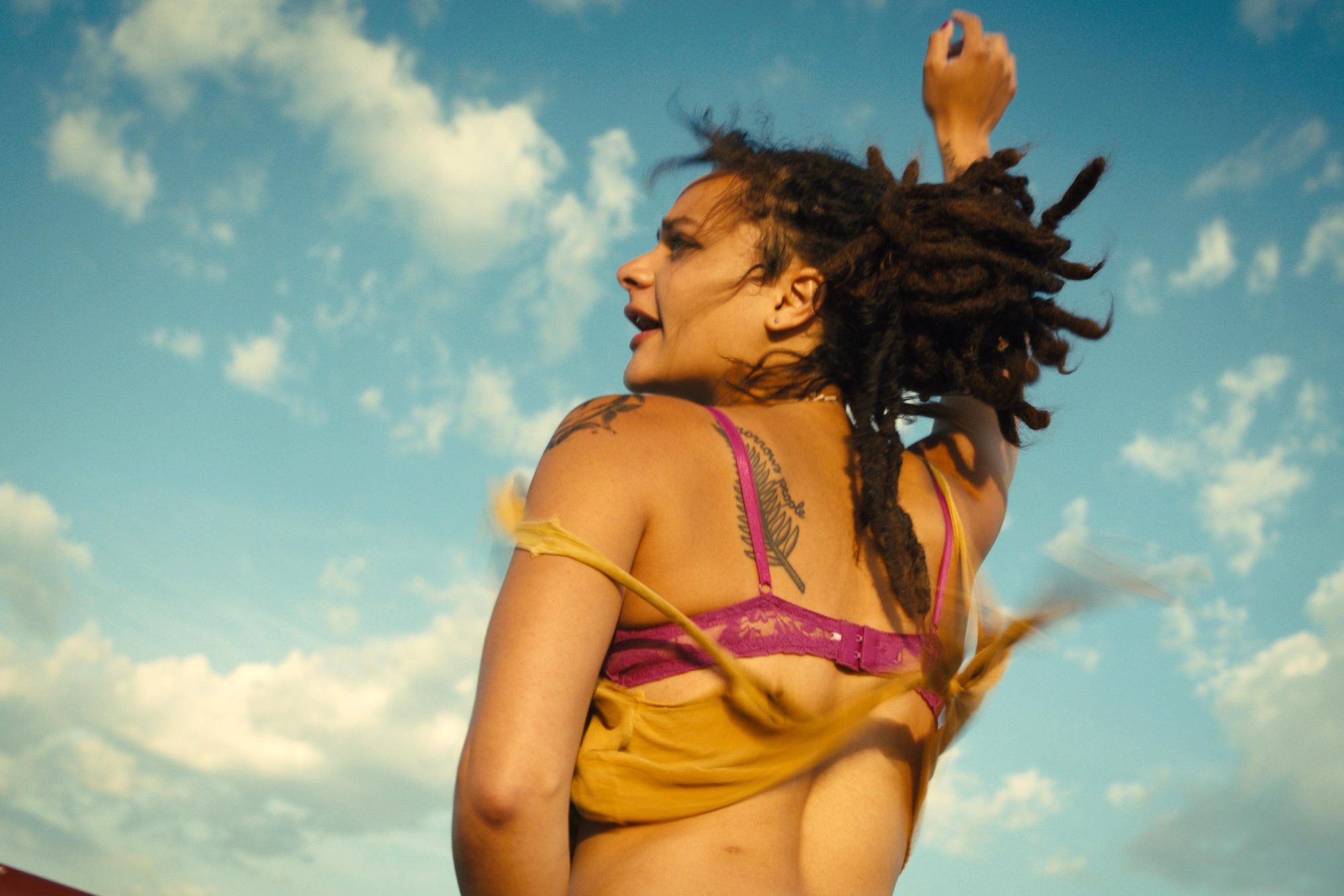 American Honey (2016)Sasha Lane